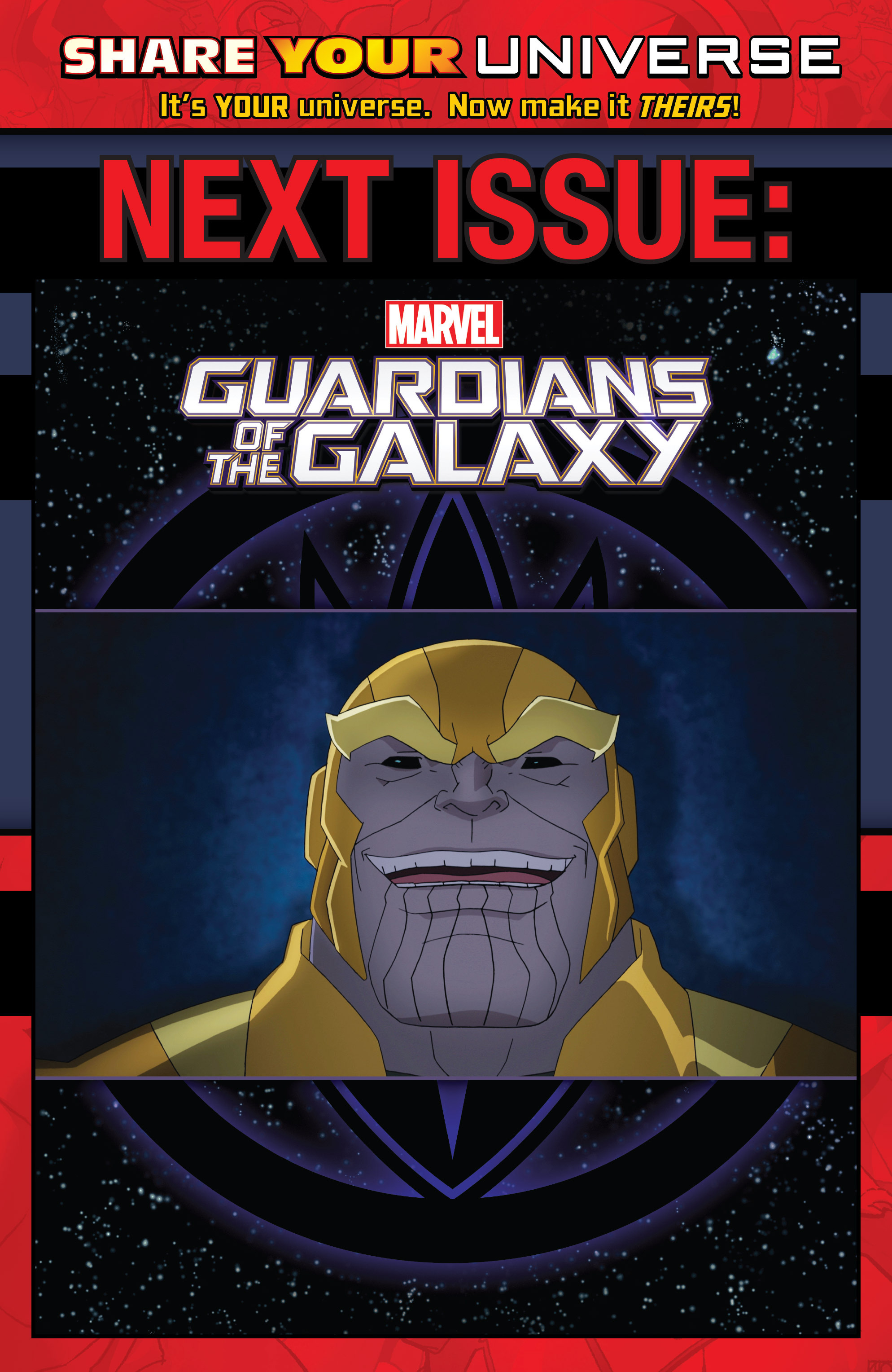 Read online Marvel Universe Guardians of the Galaxy [II] comic -  Issue #19 - 23