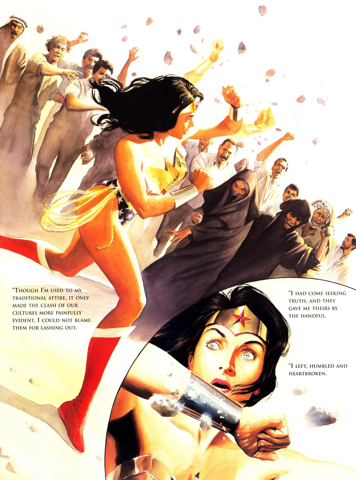 Read online Wonder Woman: Spirit of Truth comic -  Issue # Full - 39