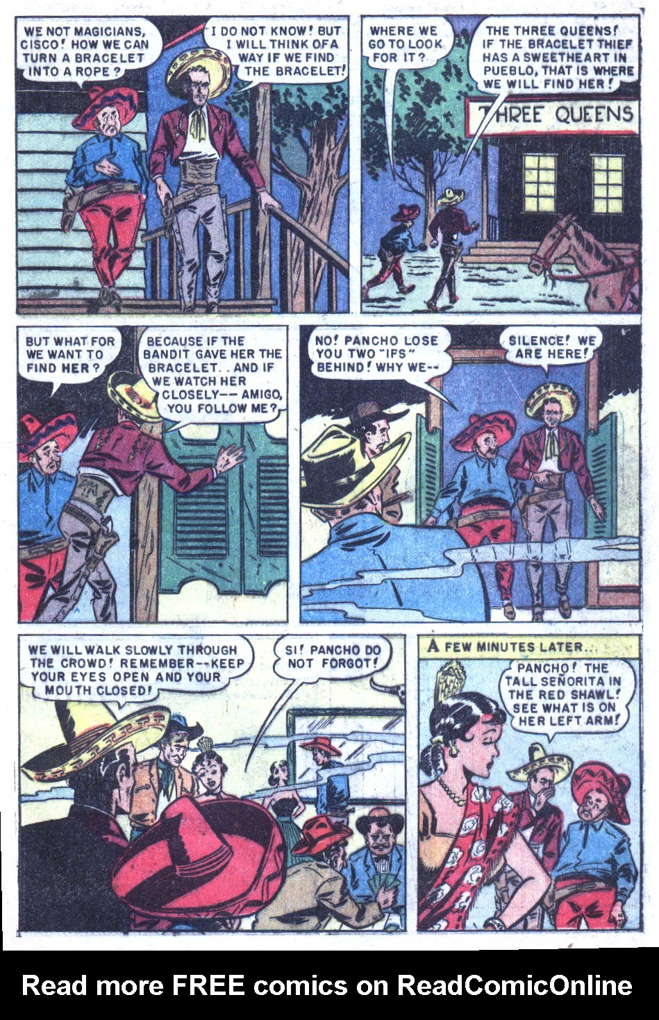 Four Color Comics issue 292 - Page 25