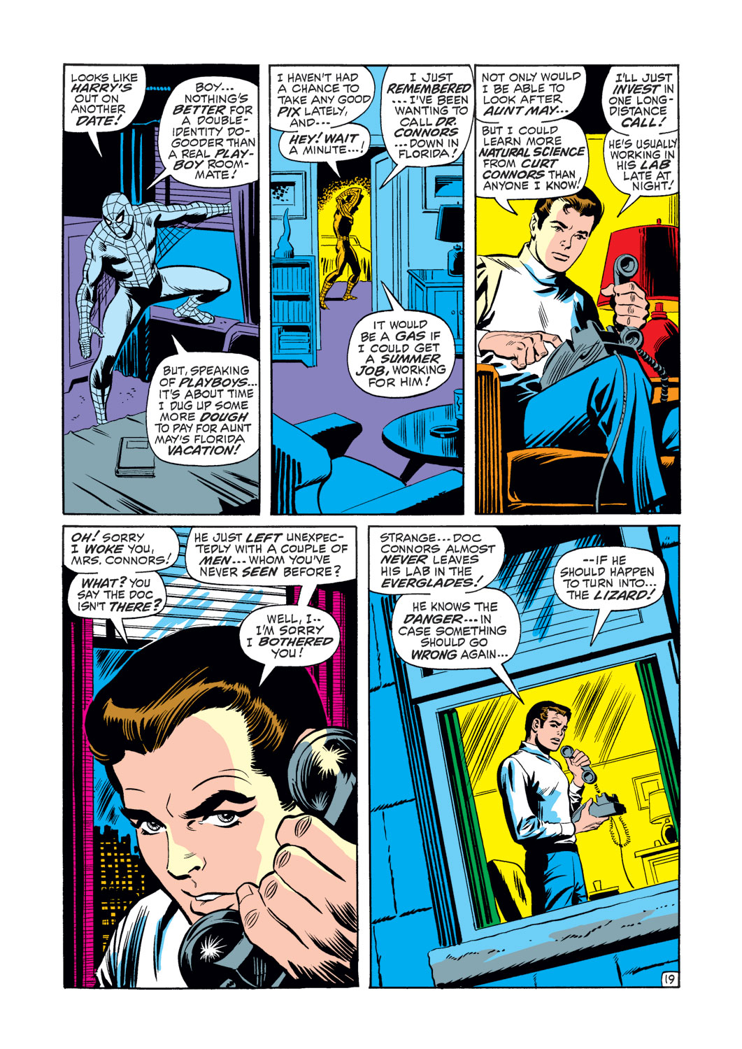 The Amazing Spider-Man (1963) 73 Page 19