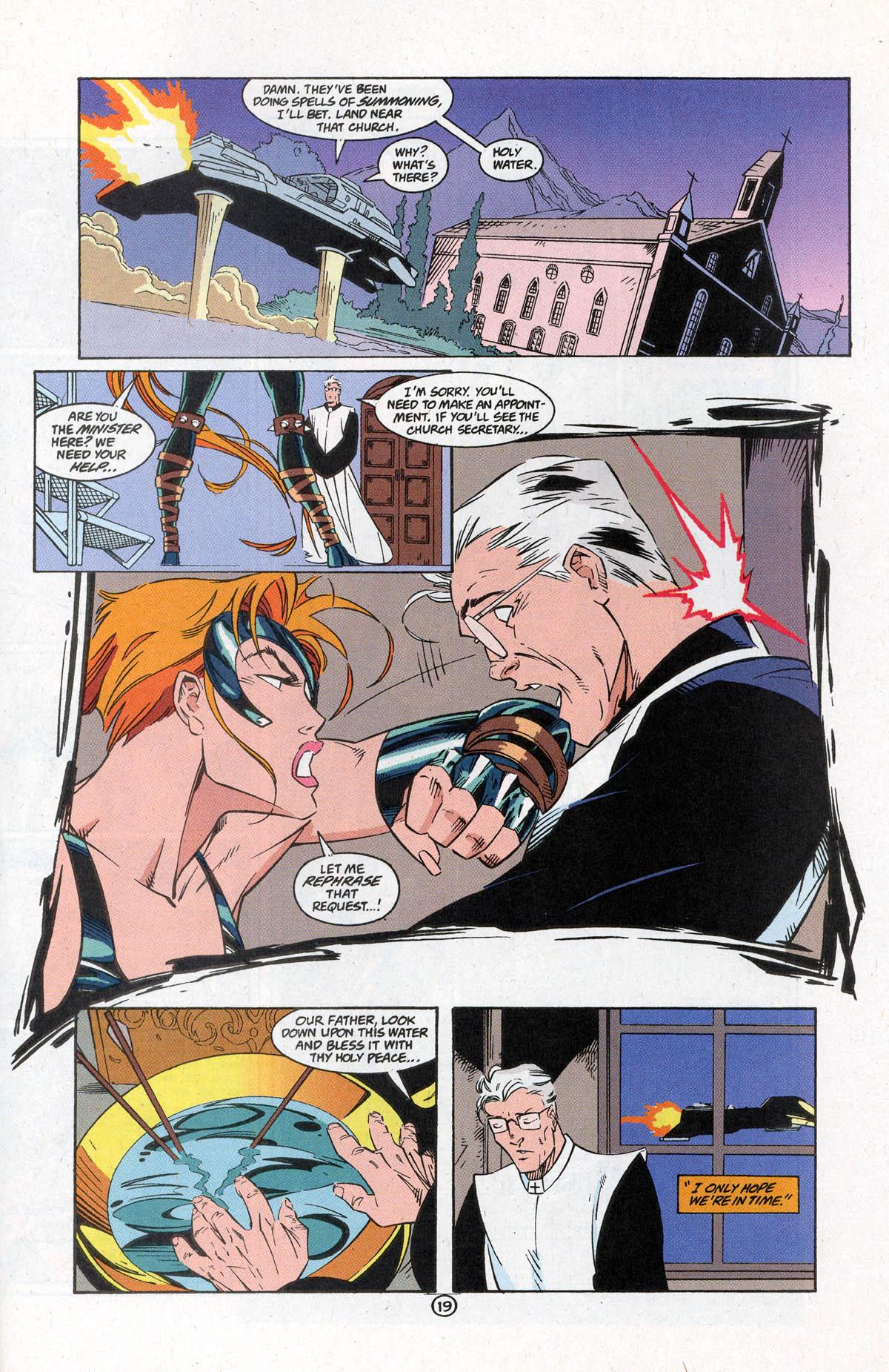 Read online Artemis: Requiem comic -  Issue #5 - 26