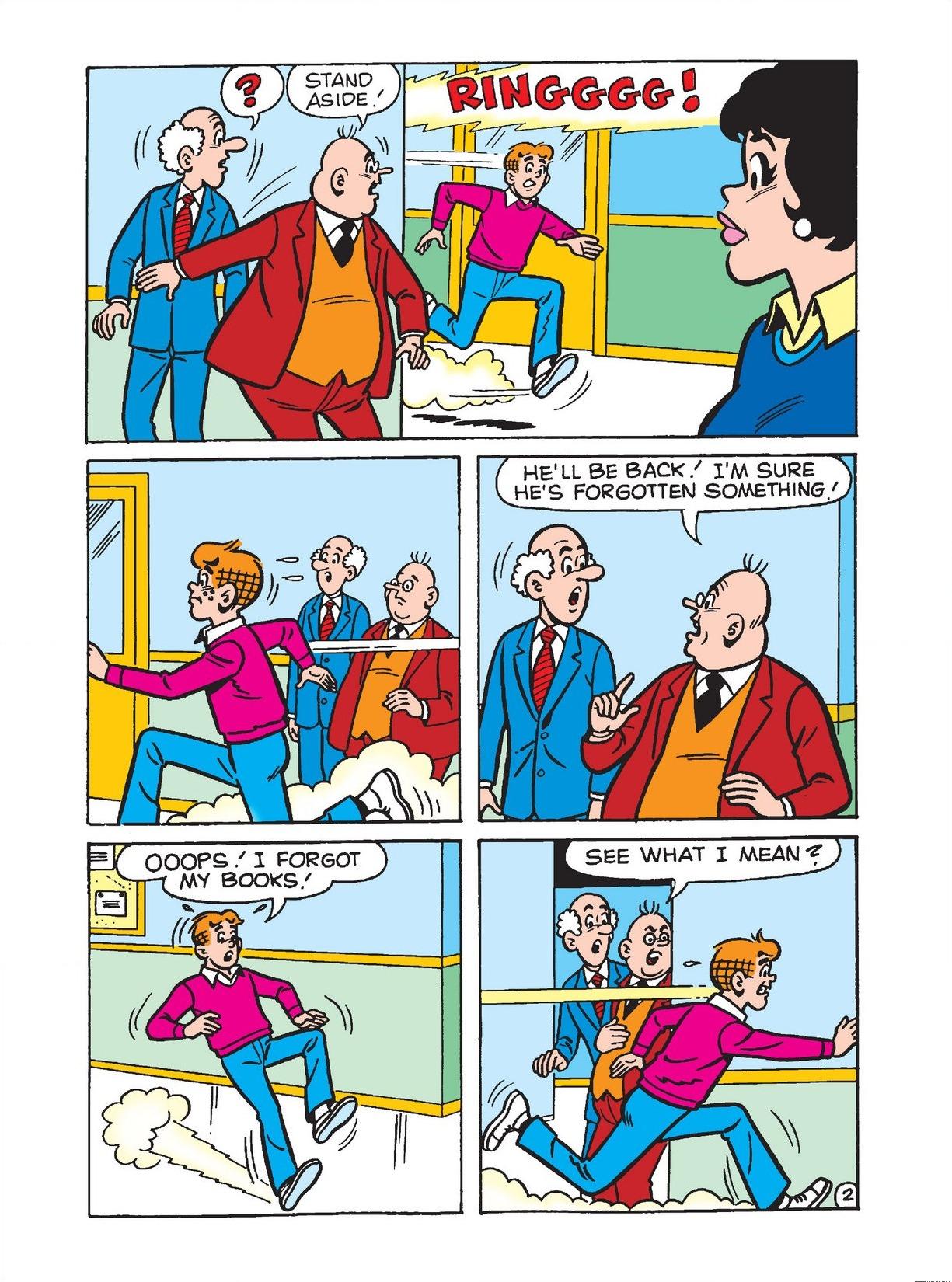 Read online Archie 1000 Page Comics Bonanza comic -  Issue #3 (Part 1) - 89