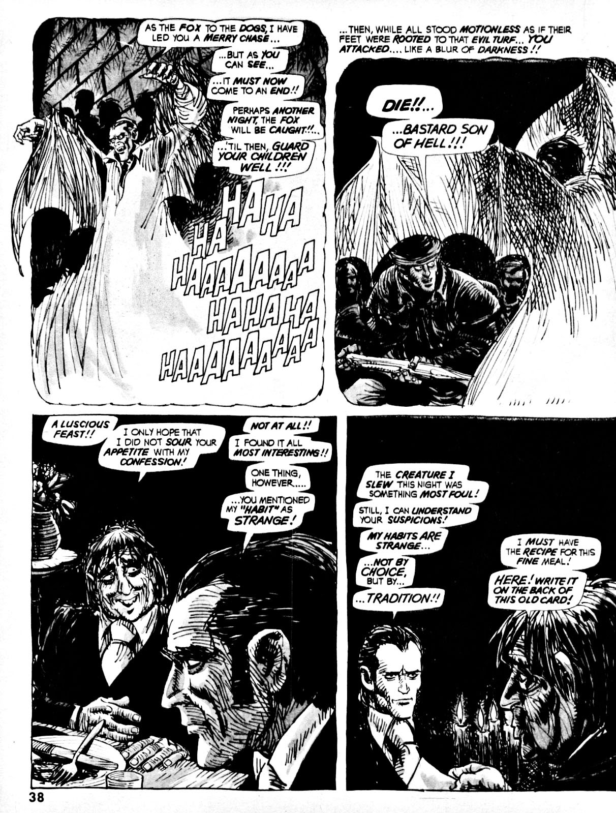 Nightmare (1970) issue 14 - Page 36