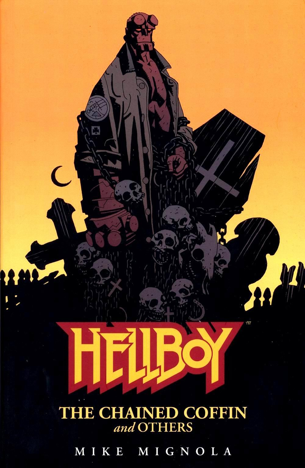 Hellboy: The Chained Coffin and Others issue Full - Page 1