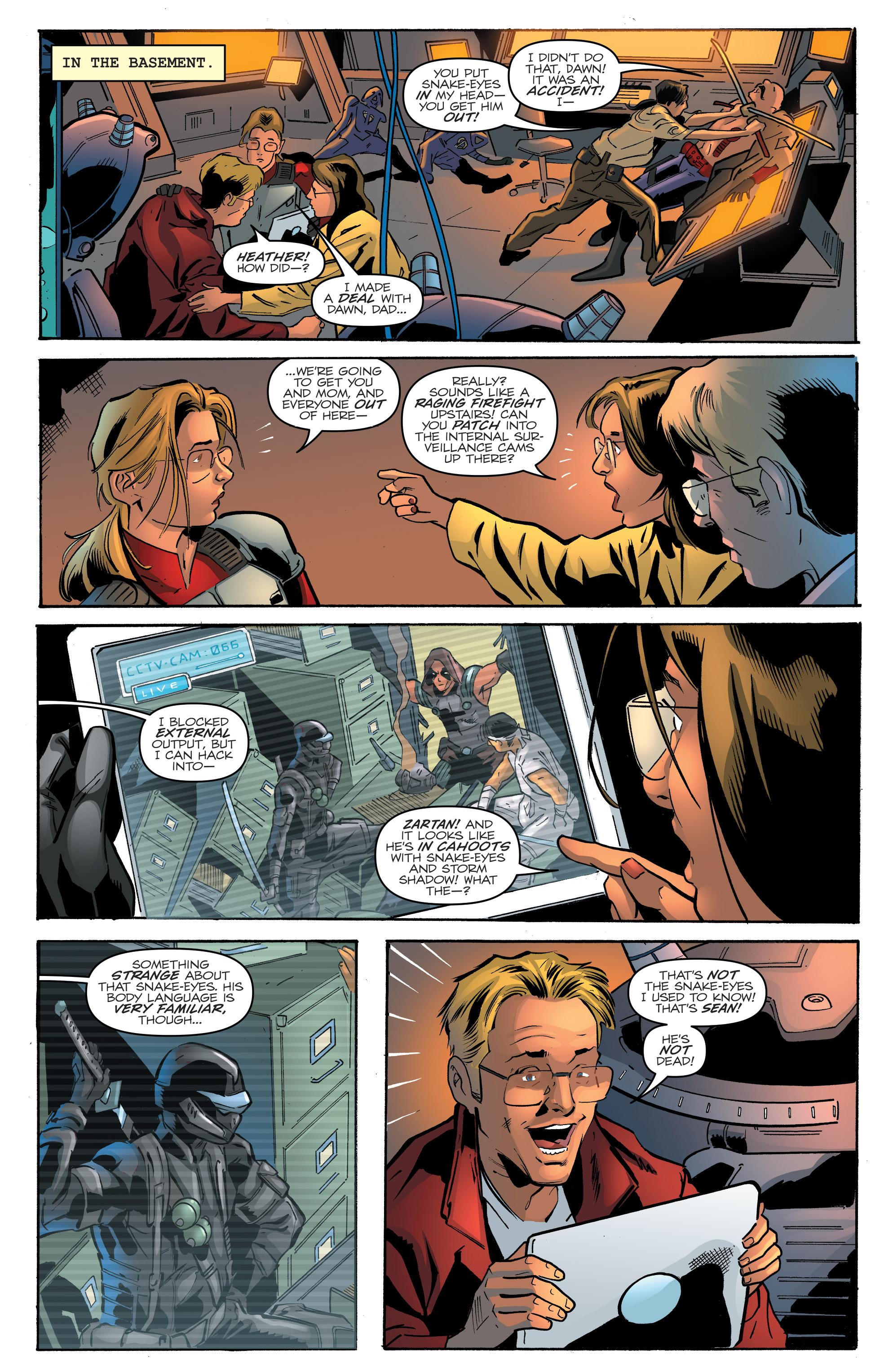 Read online G.I. Joe: A Real American Hero comic -  Issue #240 - 13