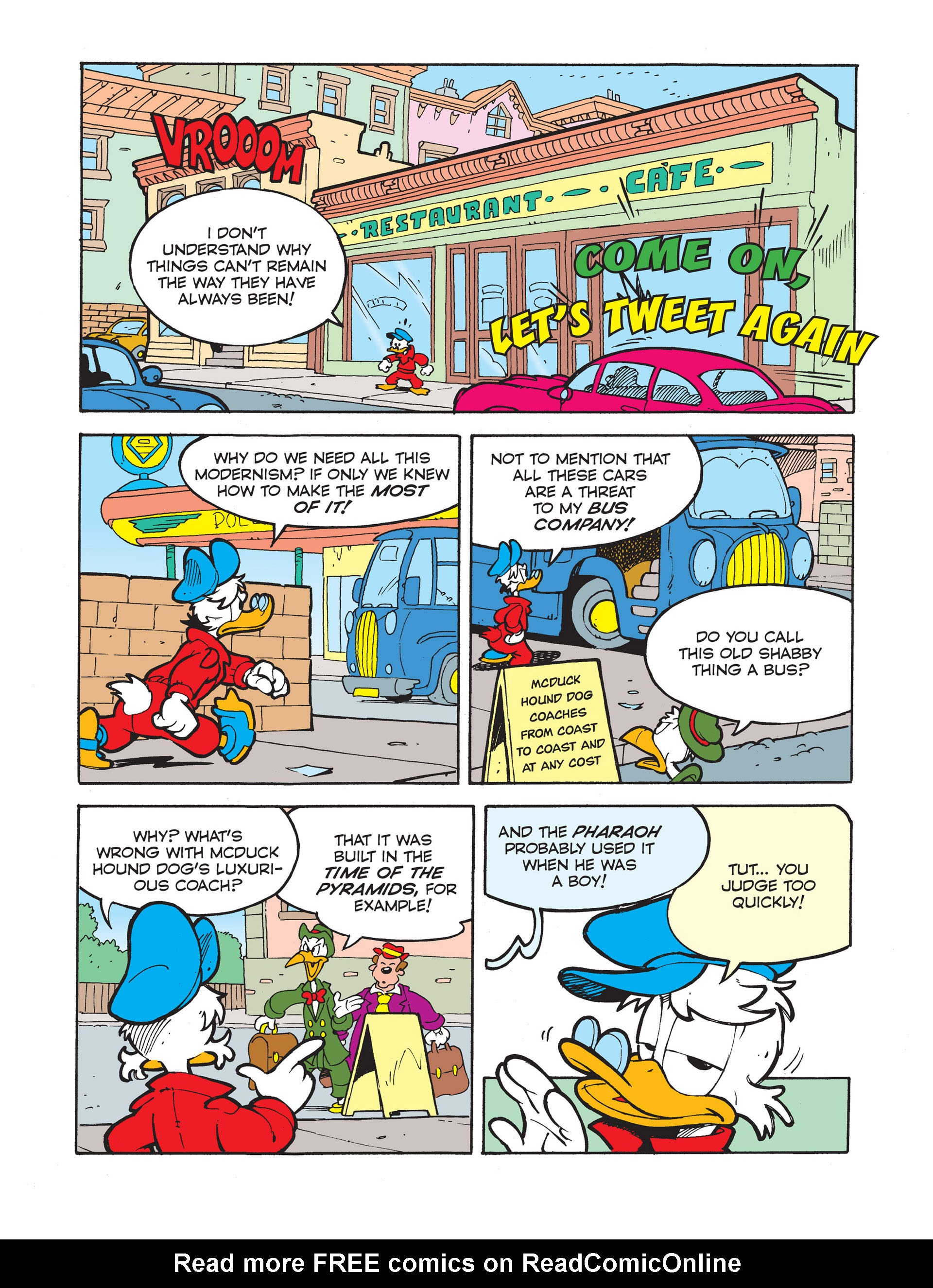Read online All of Scrooge McDuck's Millions comic -  Issue #8 - 7