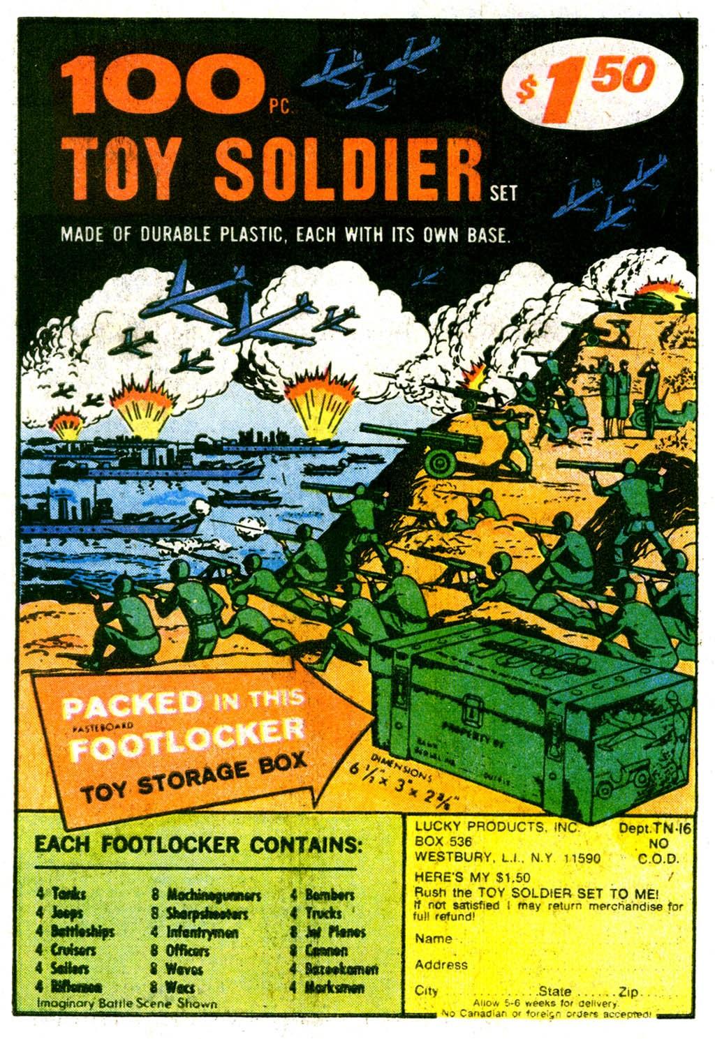 Read online Sgt. Rock comic -  Issue #303 - 33
