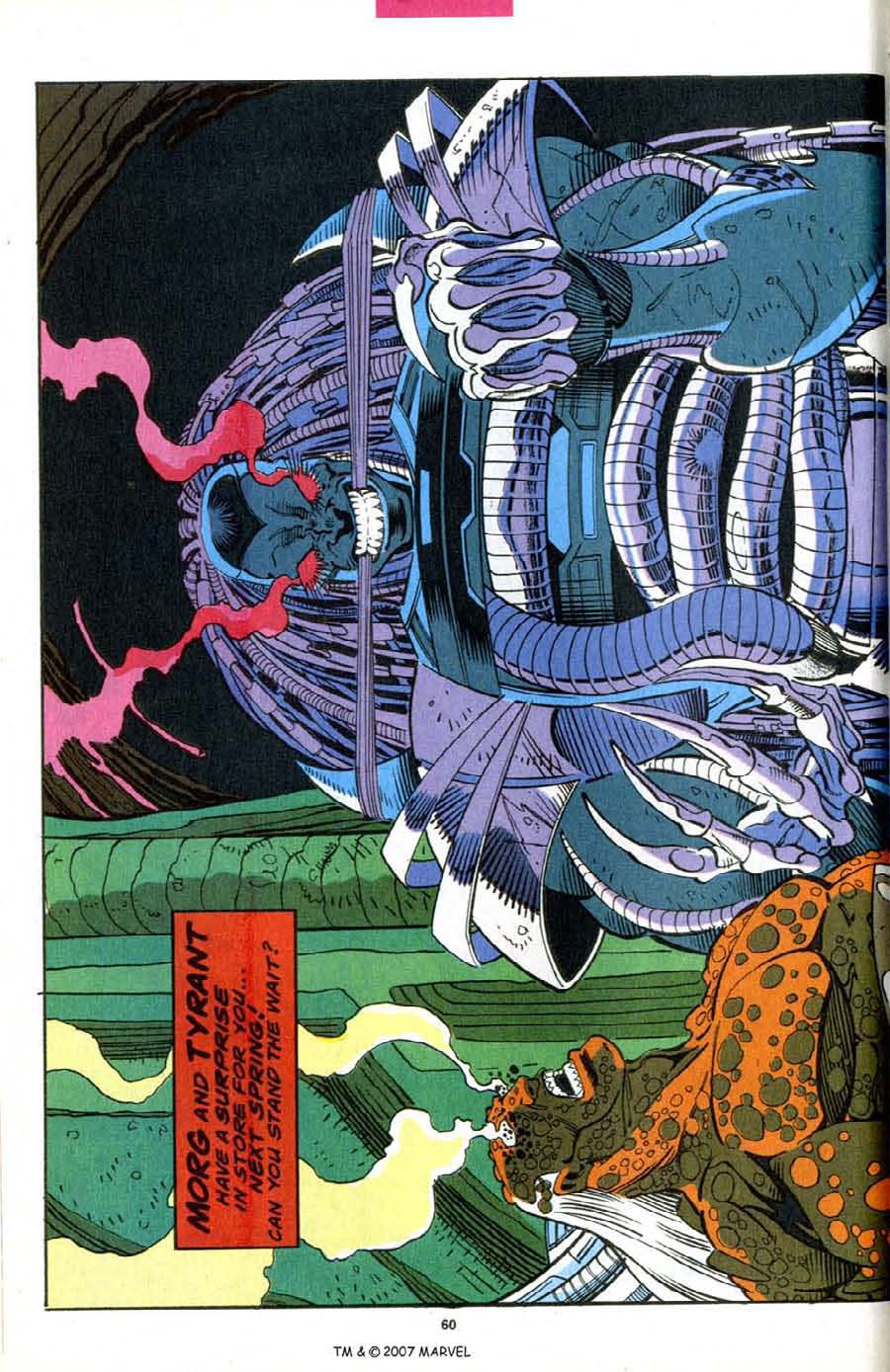Read online Silver Surfer (1987) comic -  Issue # _Annual 6 - 62
