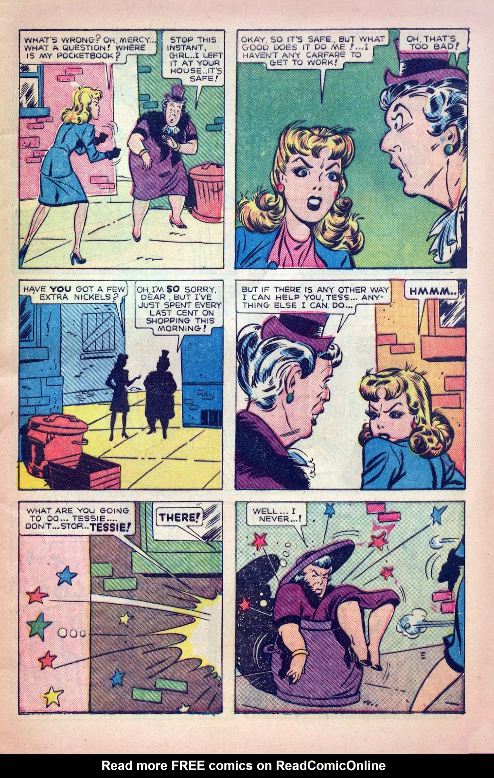 Read online Joker Comics comic -  Issue #20 - 9