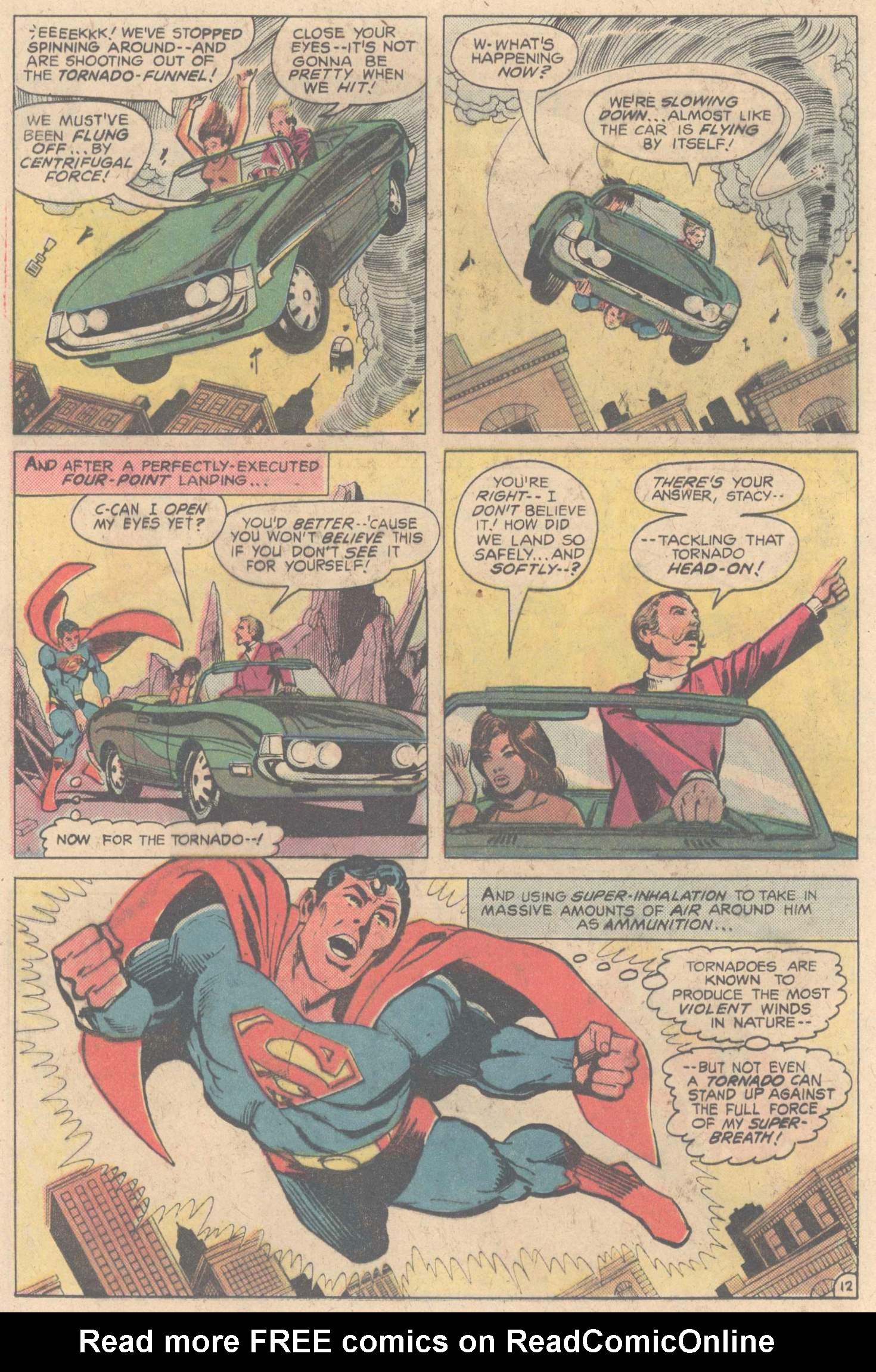 Read online Action Comics (1938) comic -  Issue #509 - 32