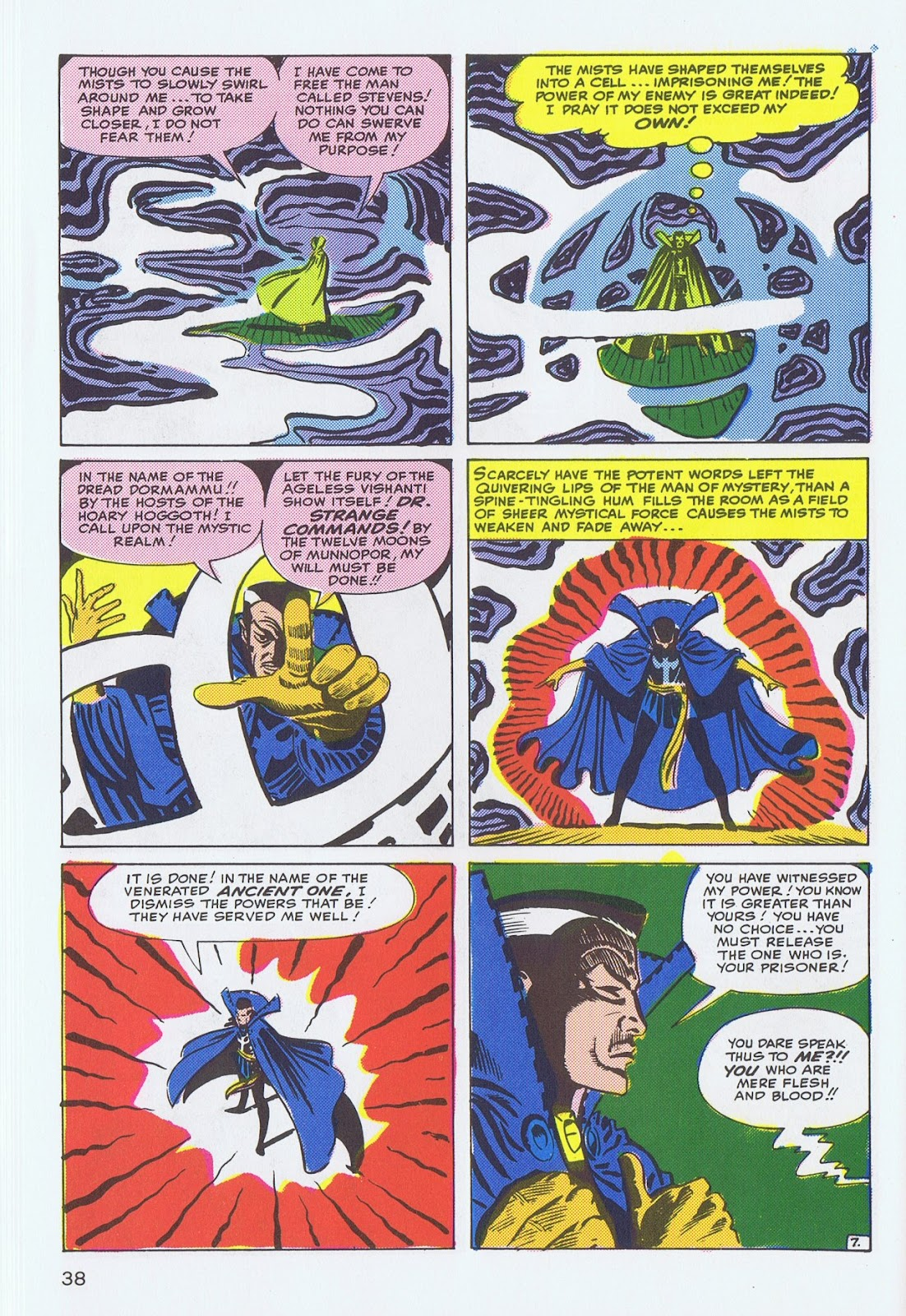 Doctor Strange: Master of the Mystic Arts issue TPB - Page 36
