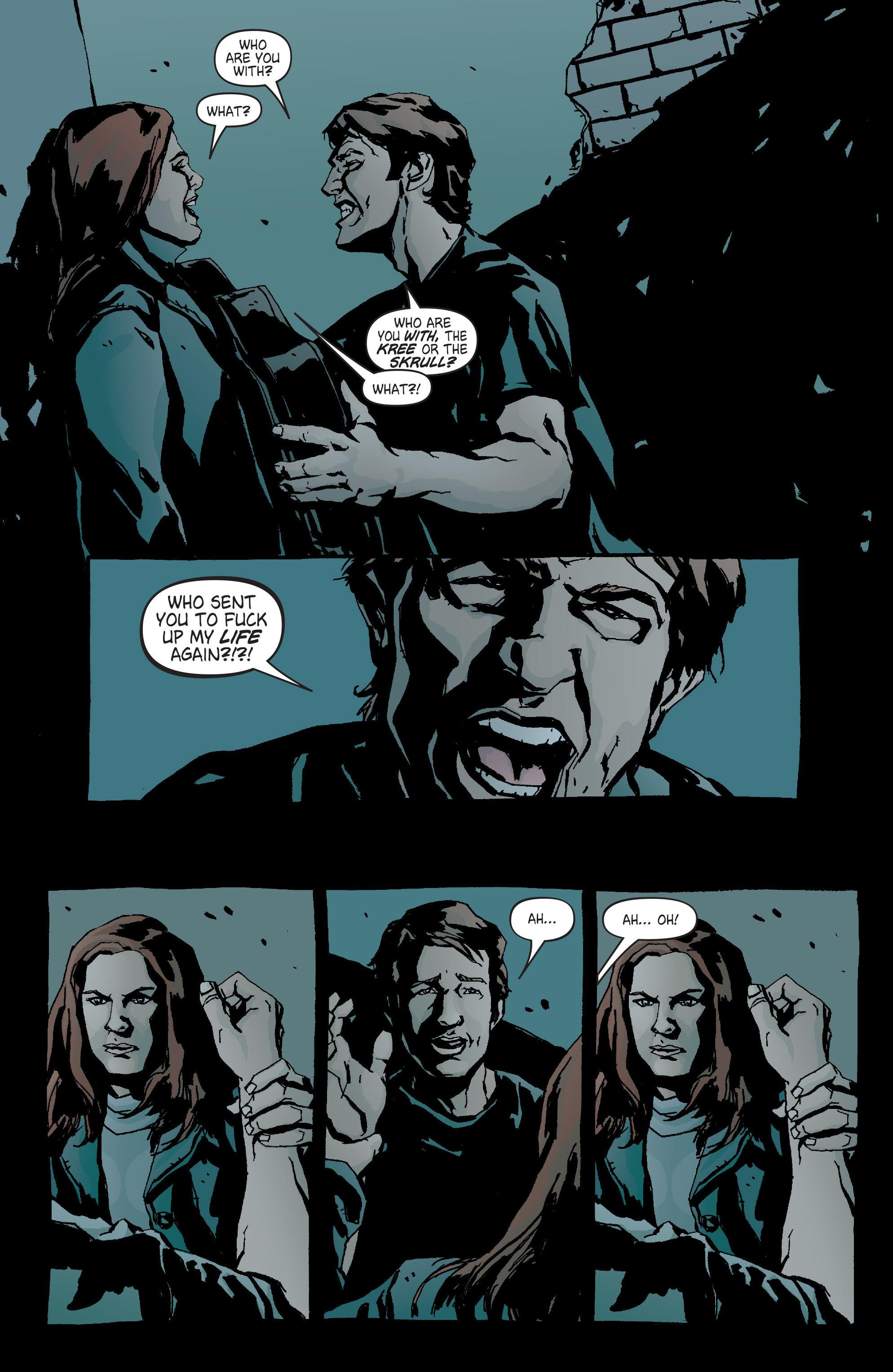 Read online Alias comic -  Issue #8 - 4