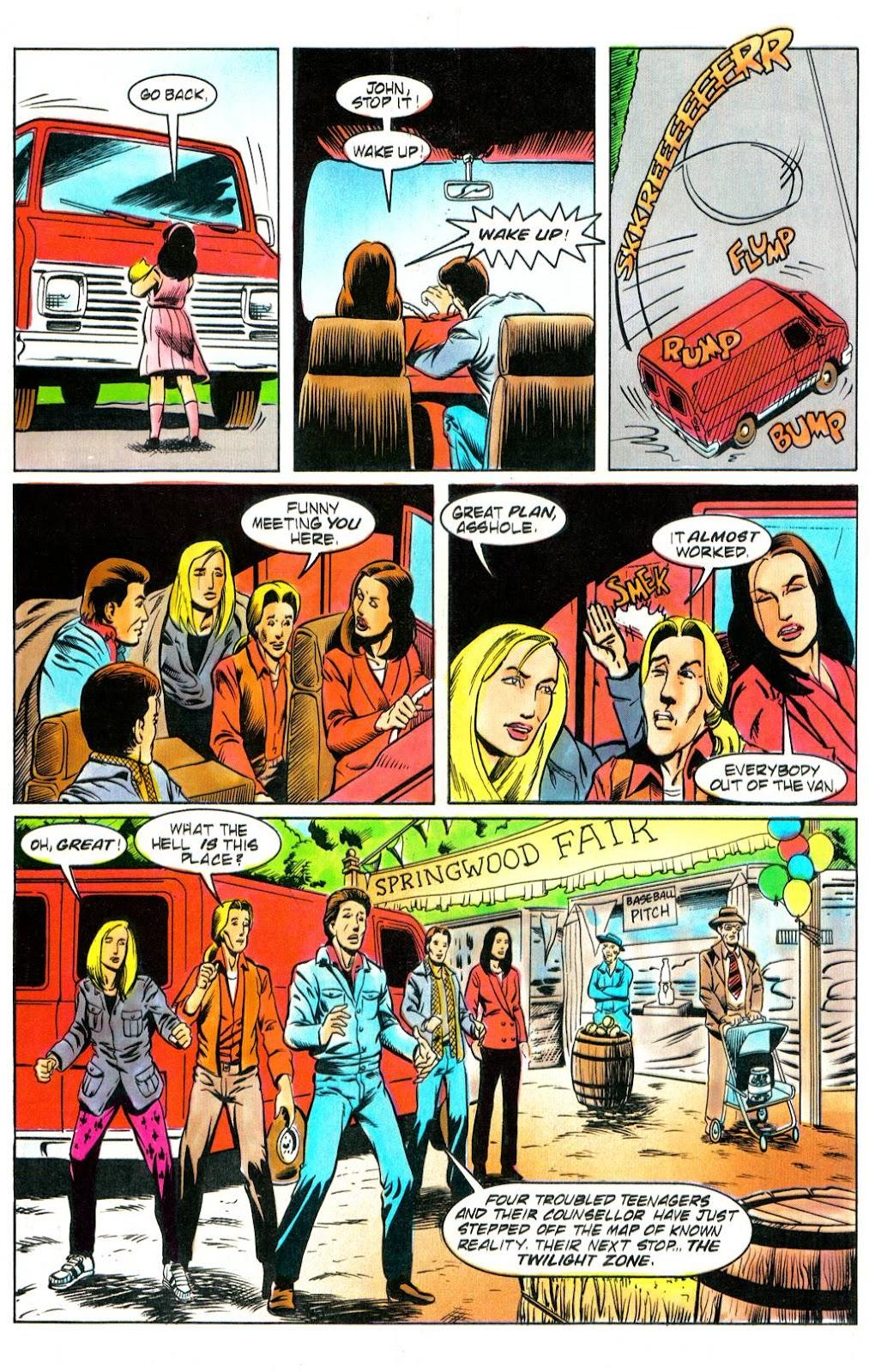 Read online Freddy's Dead: The Final Nightmare comic -  Issue #1 - 28