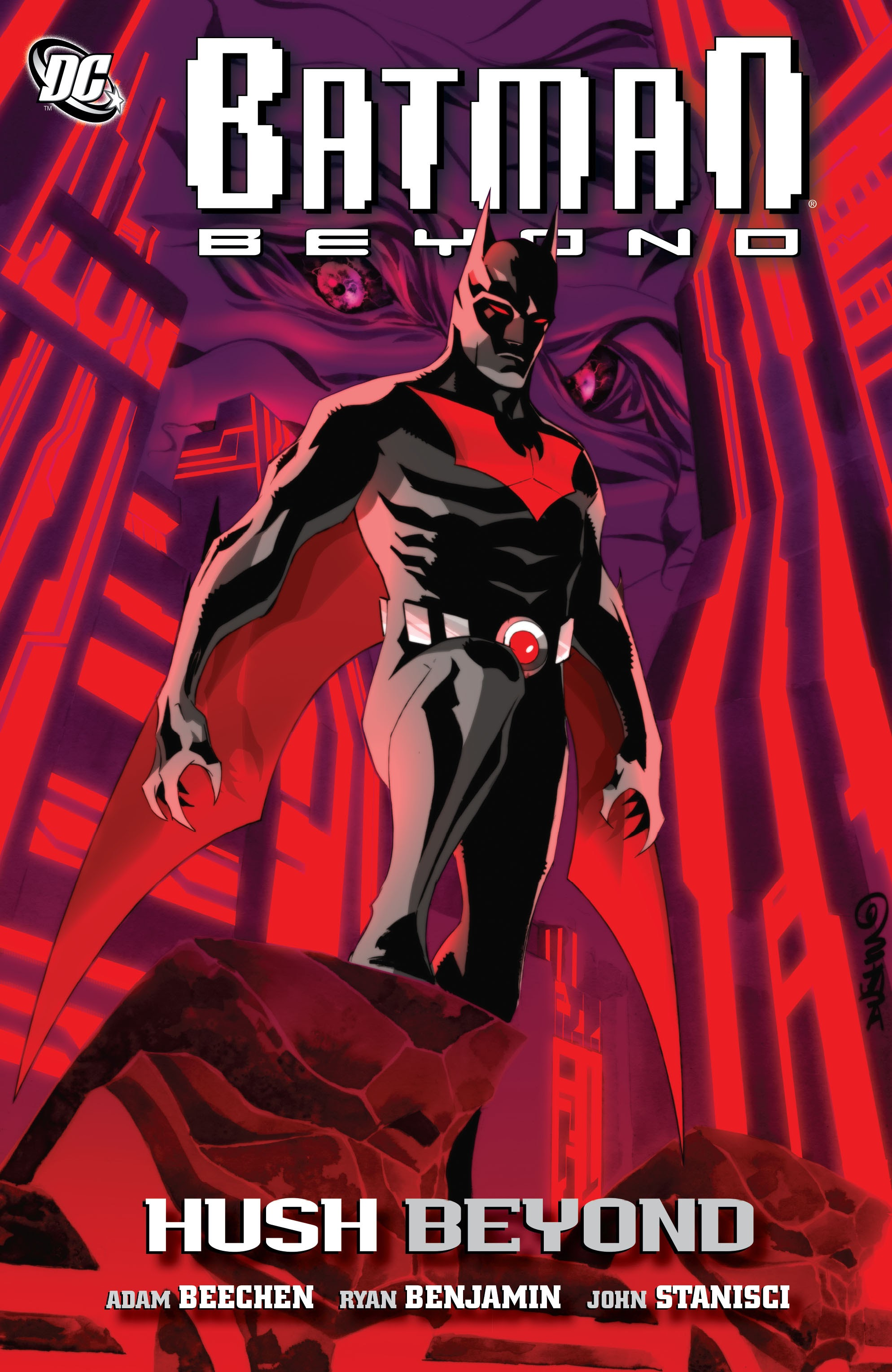 Batman Beyond (2010) issue _TPB - Page 1