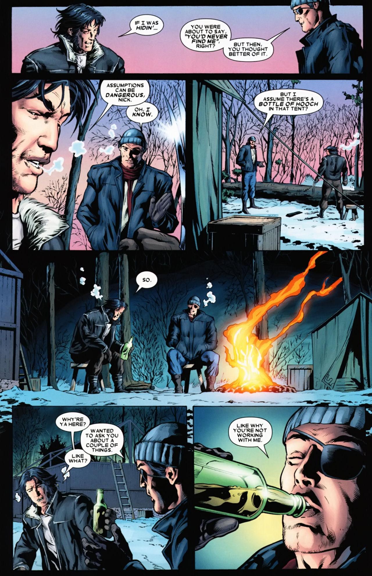 Read online Wolverine: Origins comic -  Issue #49 - 9