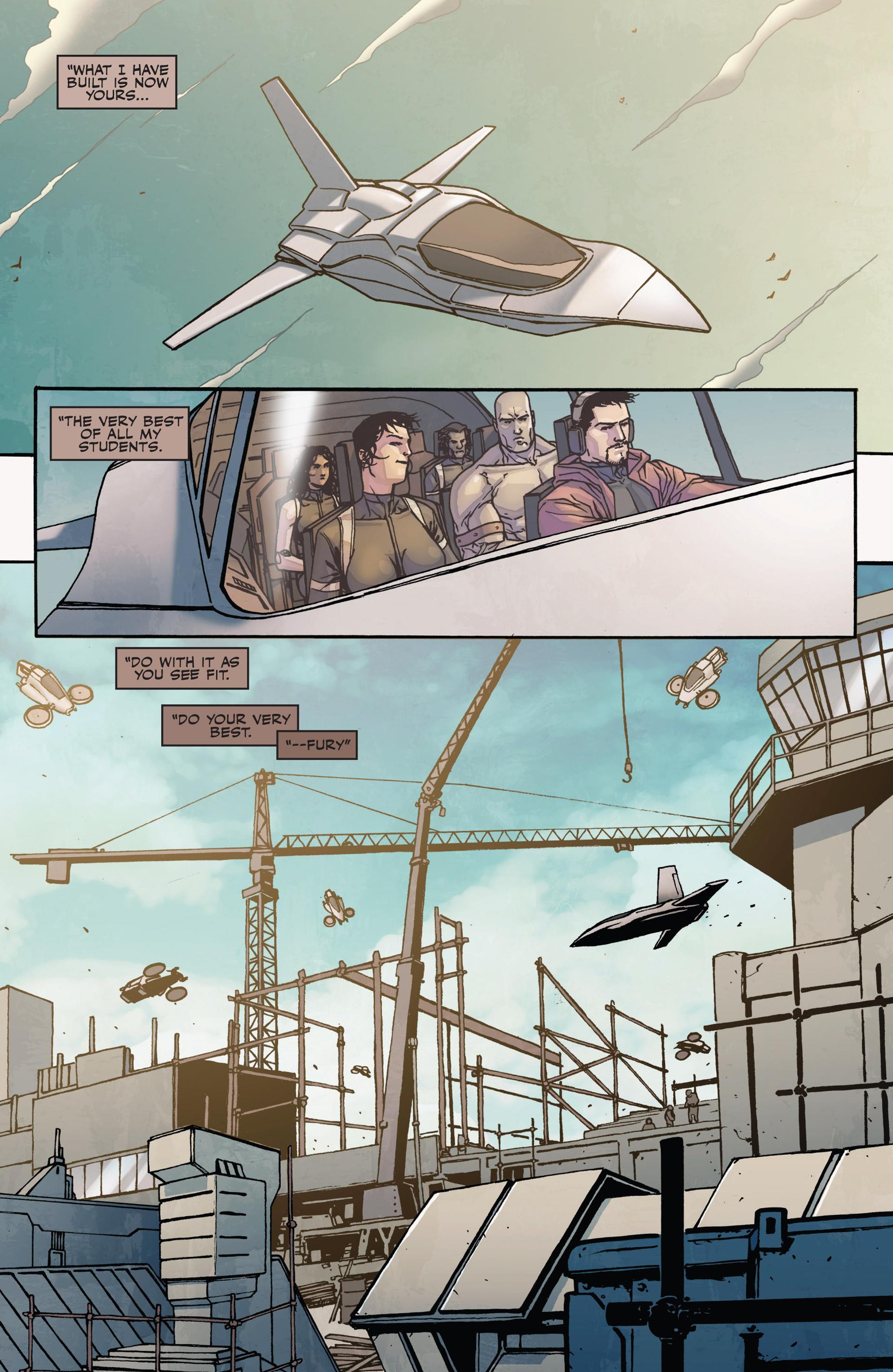 Read online Secret Warriors comic -  Issue #28 - 15
