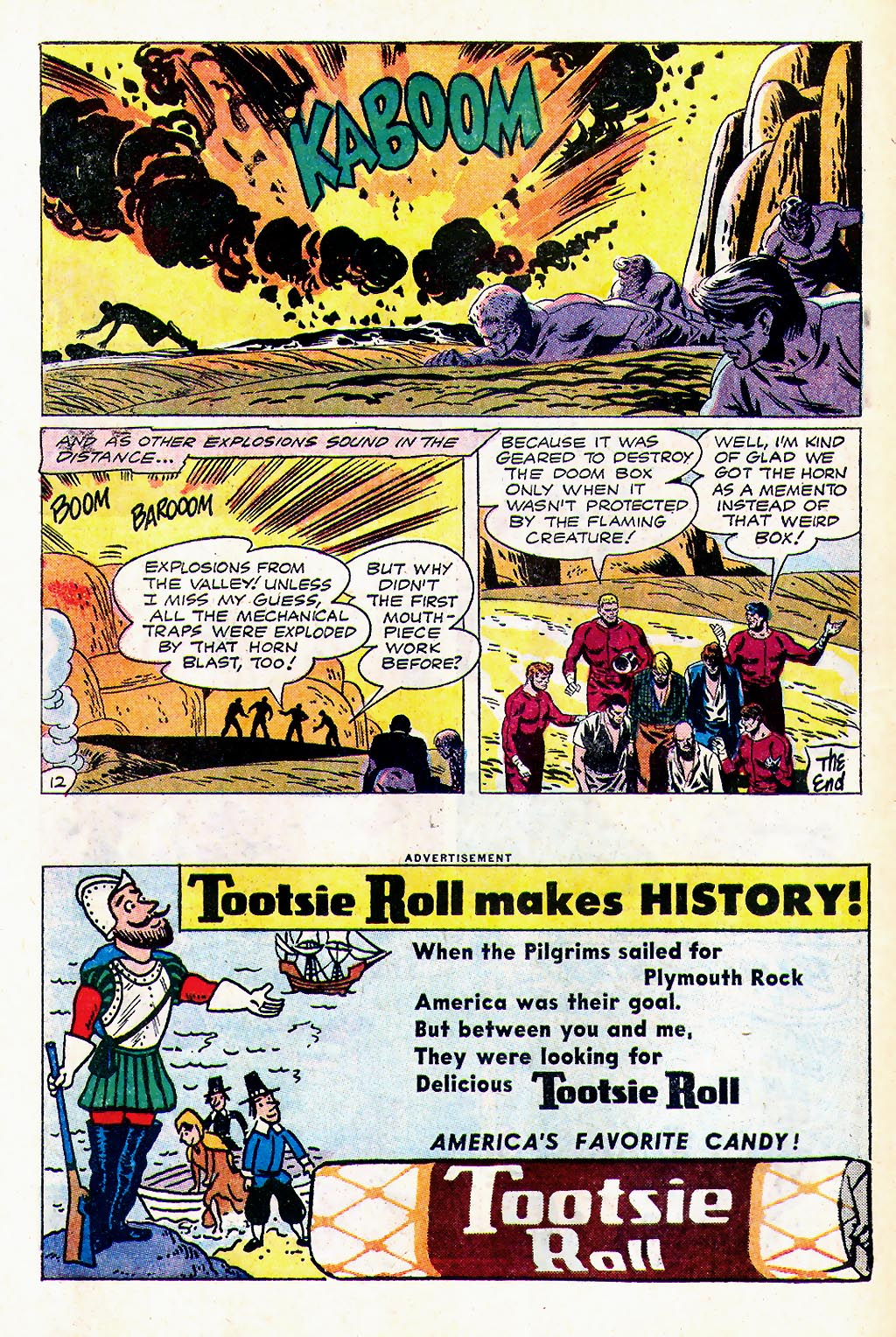 Challengers of the Unknown (1958) issue 23 - Page 14