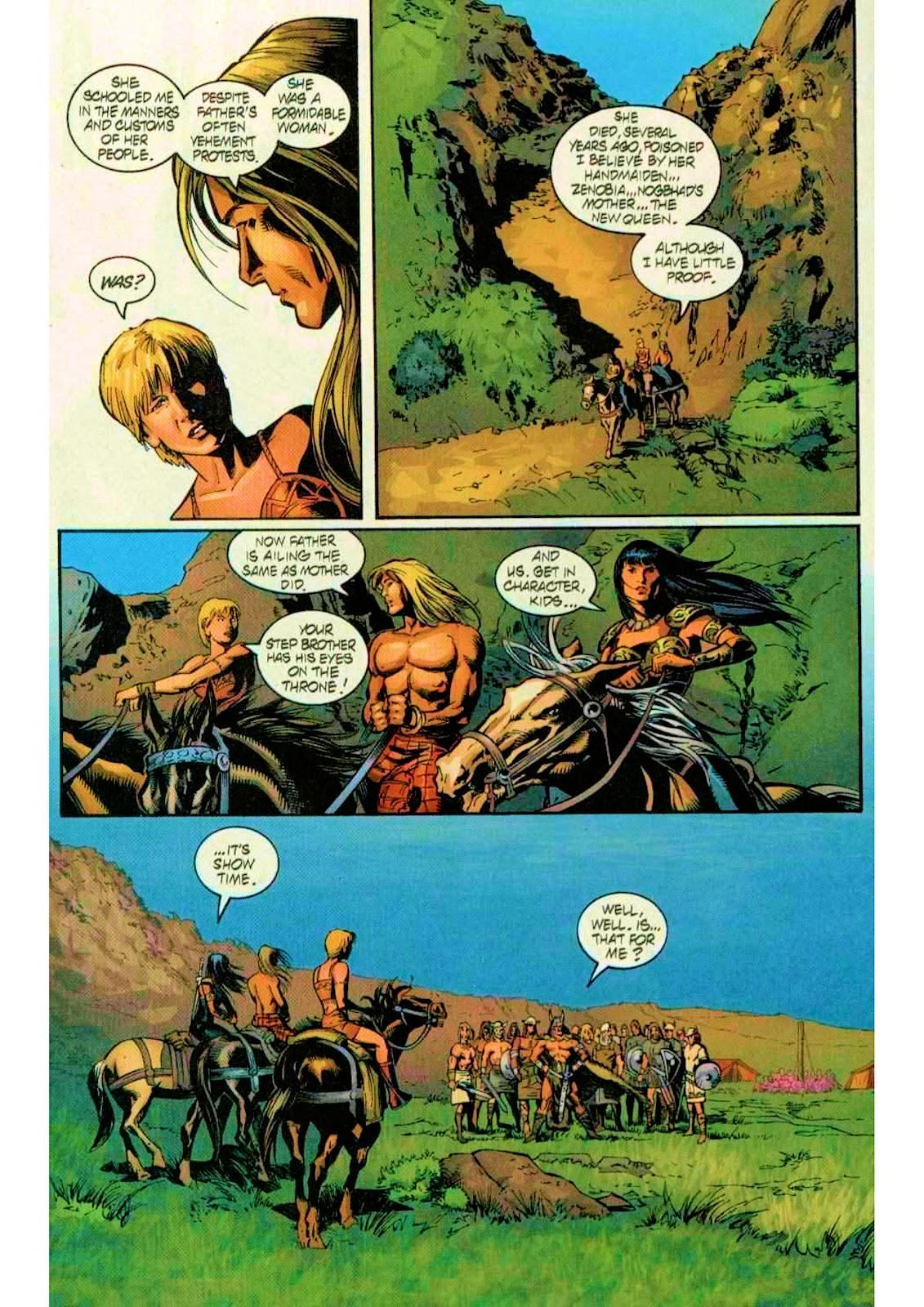 Xena: Warrior Princess (1999) Issue #10 #10 - English 18