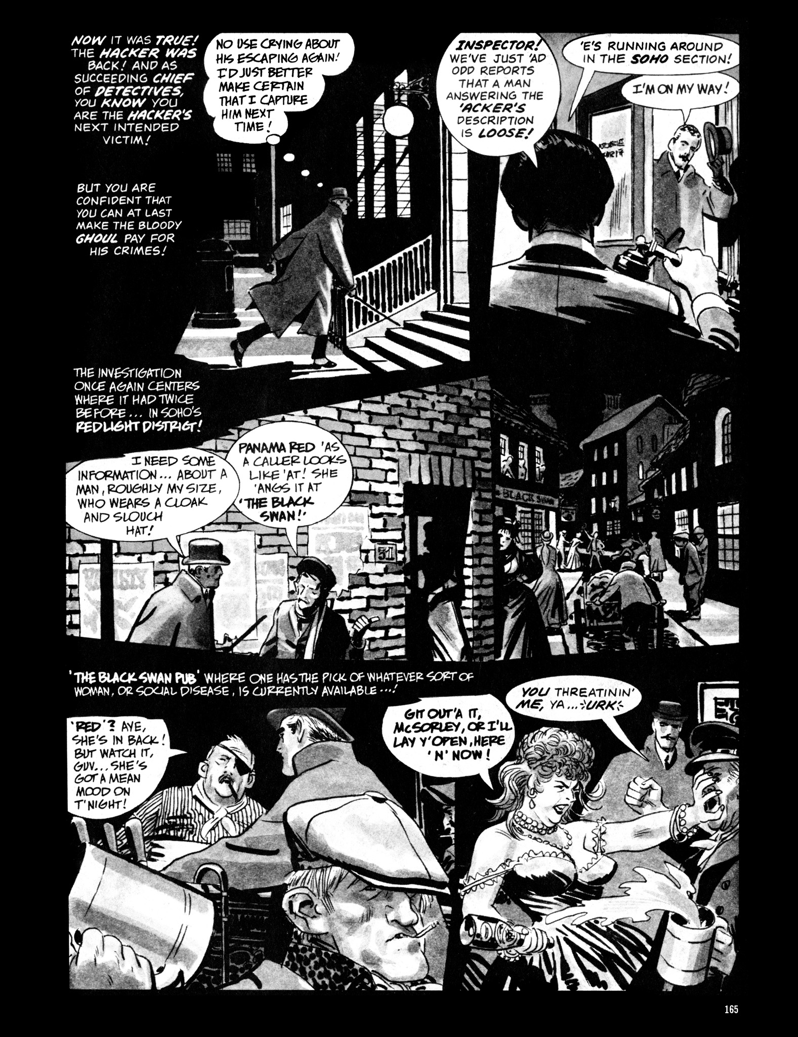Read online Eerie Archives comic -  Issue # TPB 14 - 166