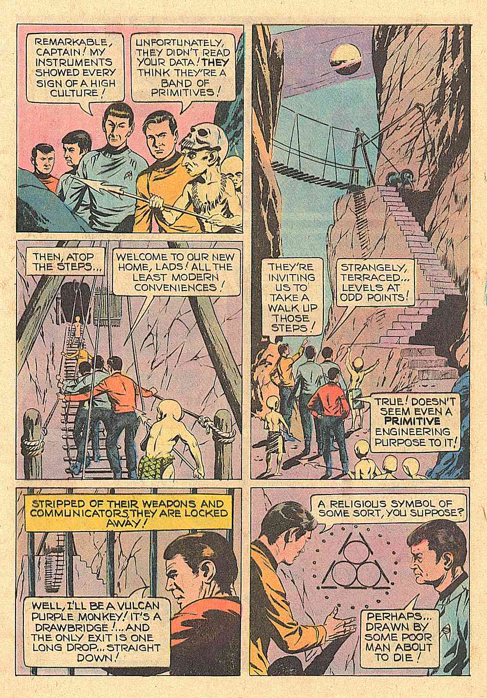 Star Trek (1967) issue 46 - Page 7
