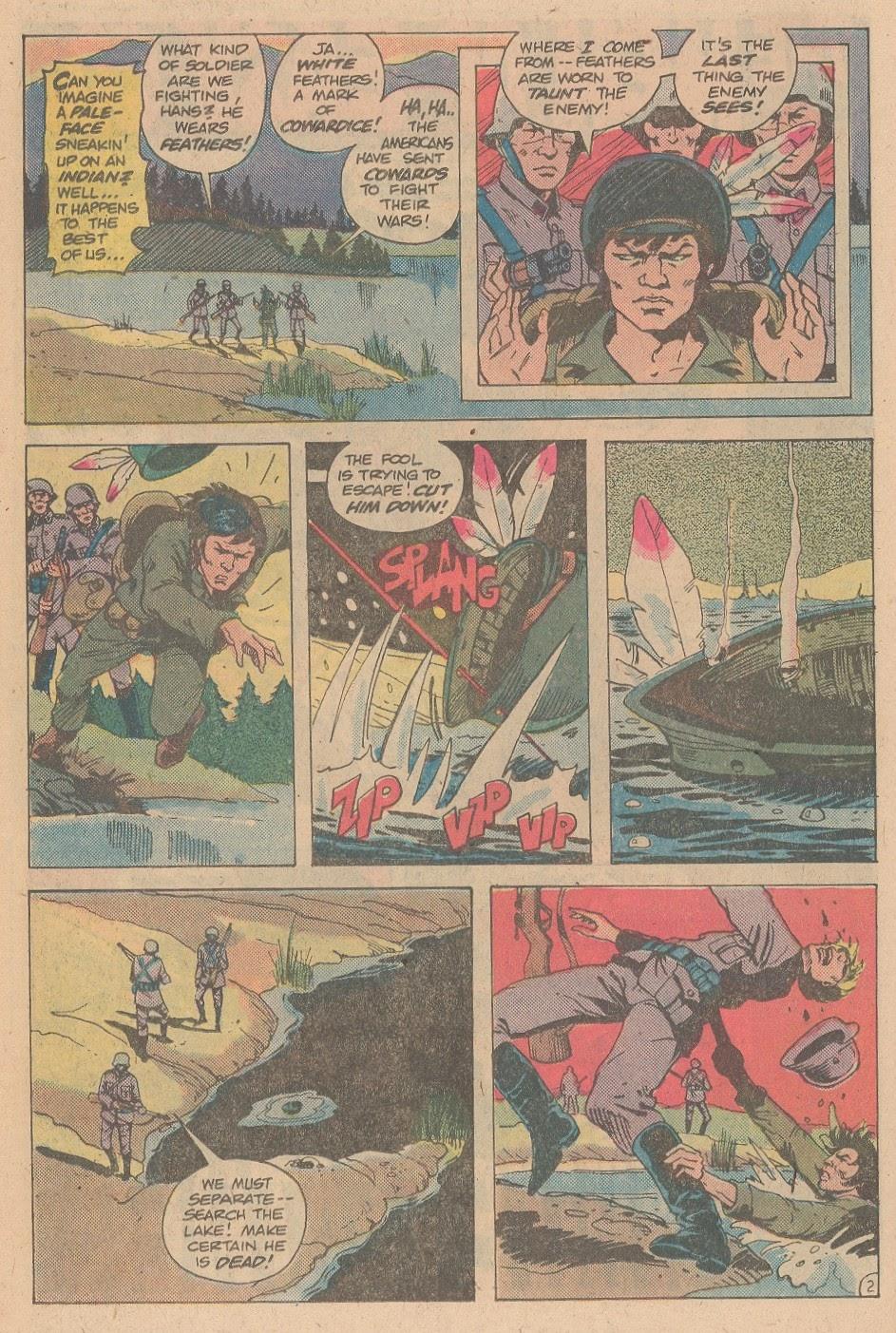 Read online Sgt. Rock comic -  Issue #347 - 20