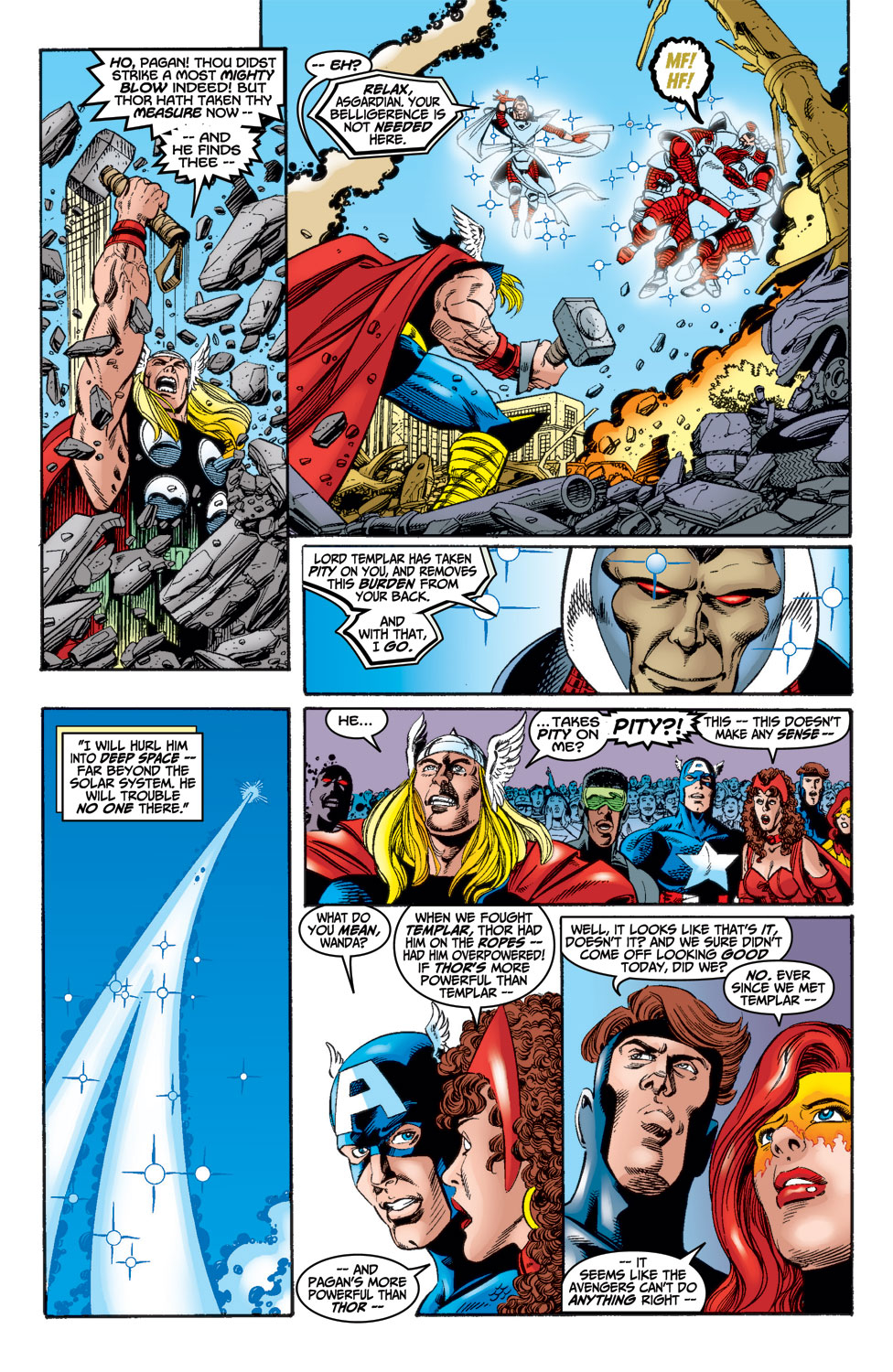 Read online Avengers (1998) comic -  Issue #15 - 19