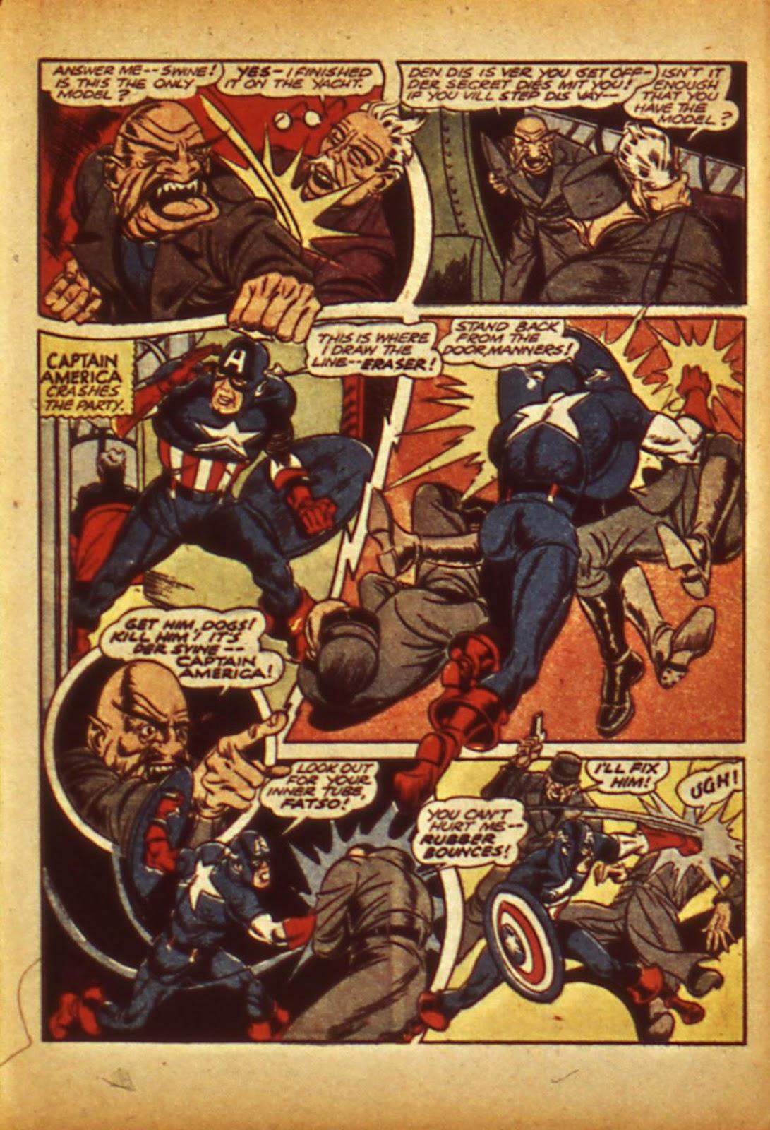 USA Comics issue 7 - Page 9