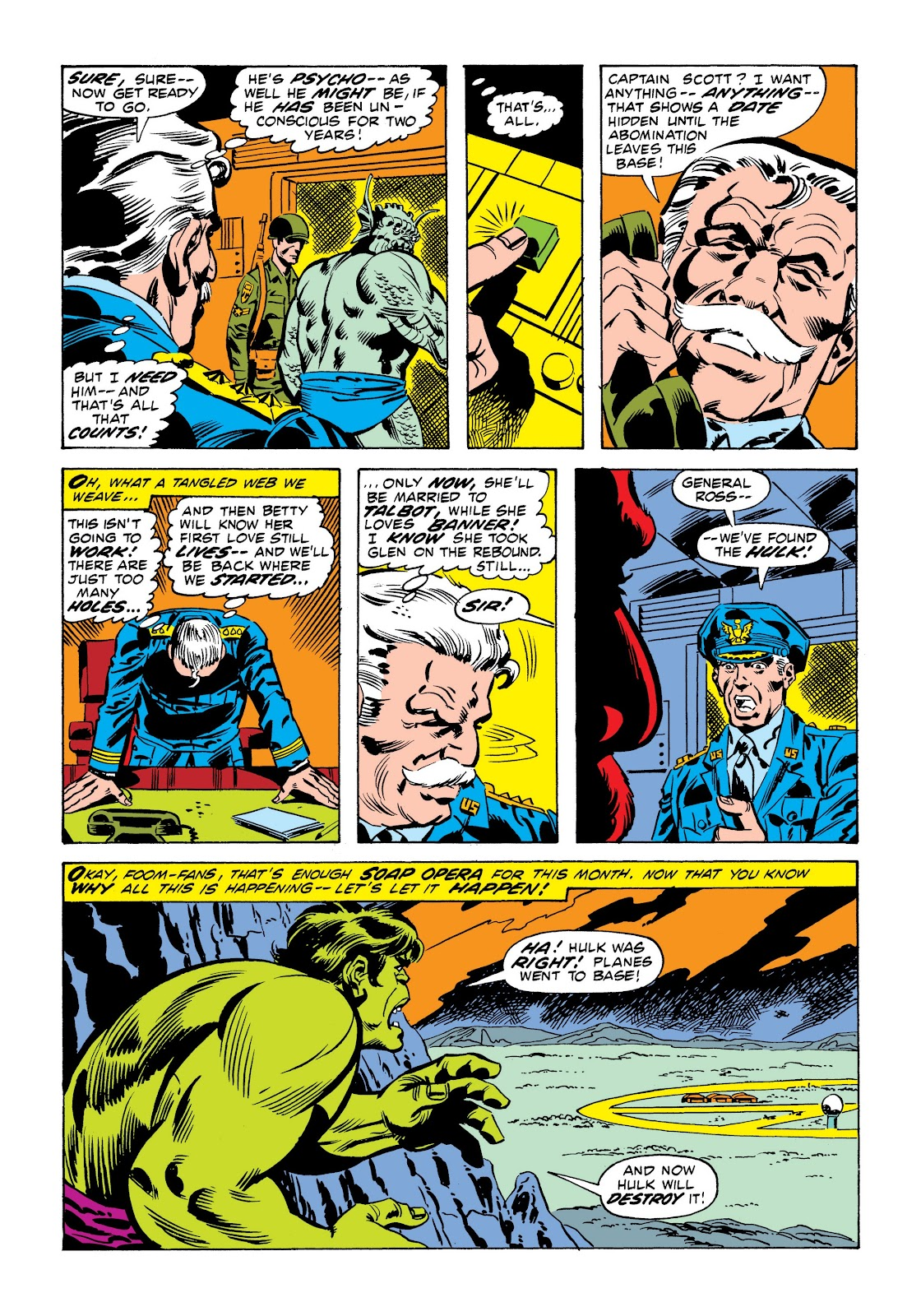 Read online Marvel Masterworks: The Incredible Hulk comic -  Issue # TPB 9 (Part 1) - 65