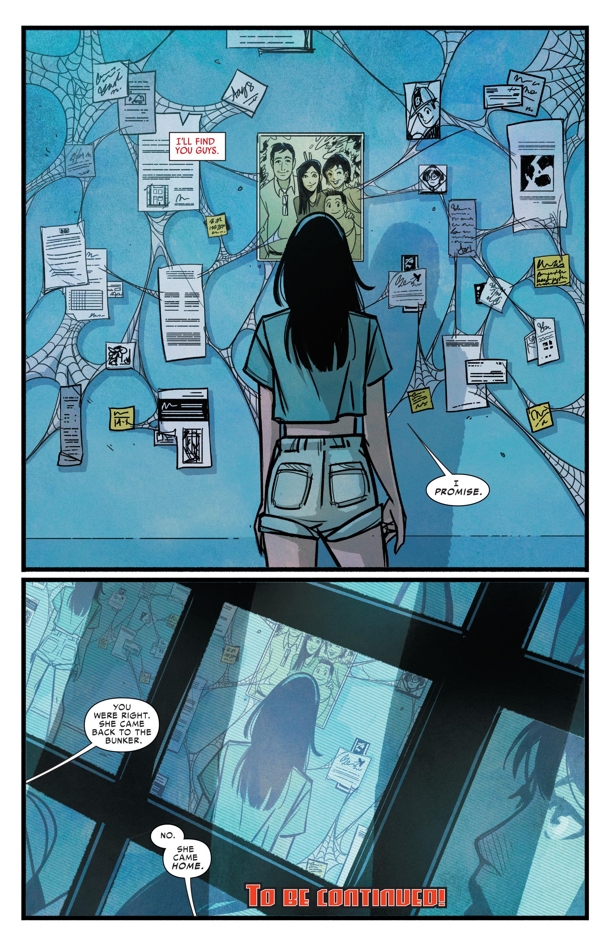 Read online Silk (2015) comic -  Issue #1 - 22