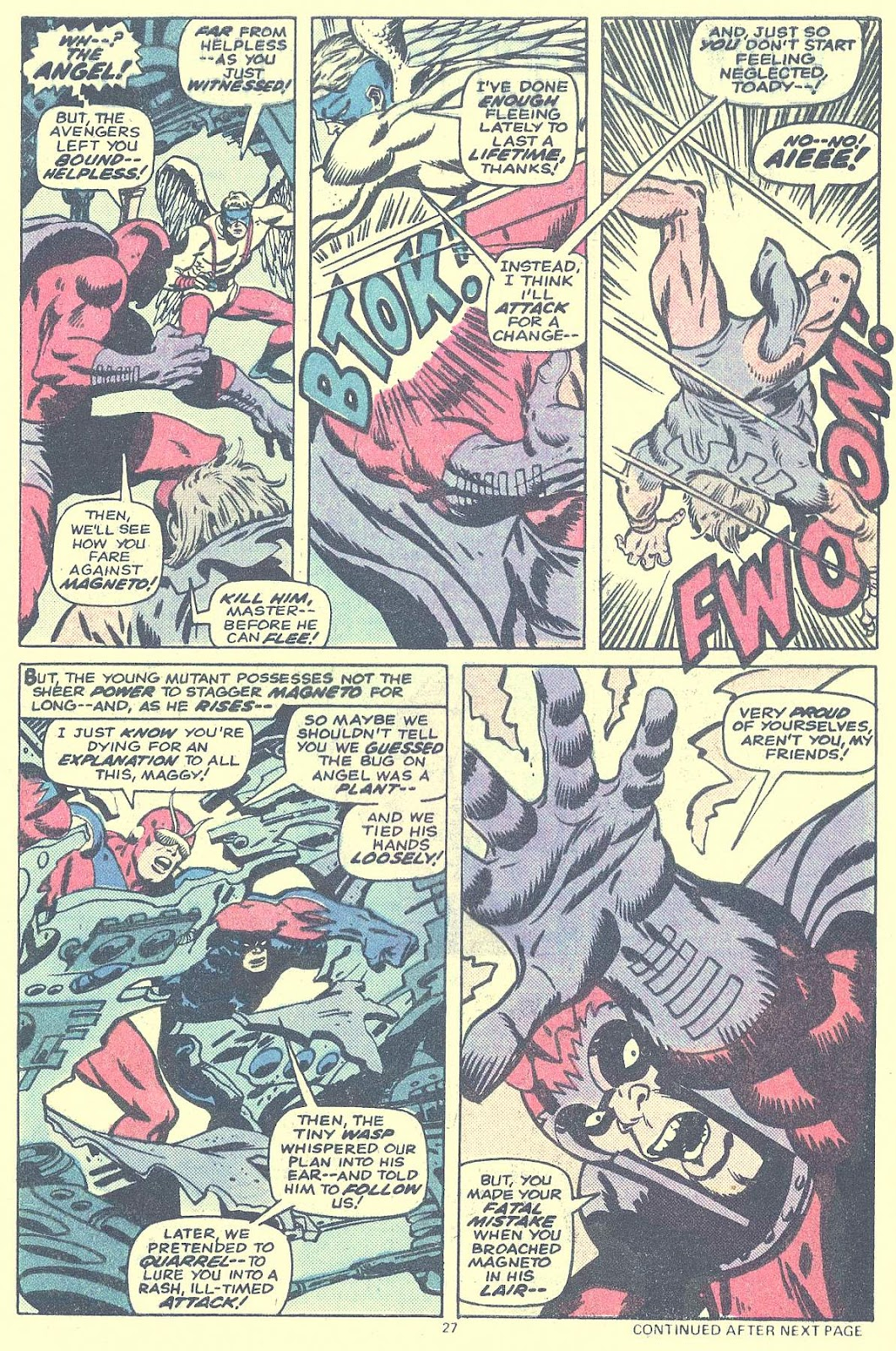 Marvel Triple Action (1972) issue 46 - Page 29