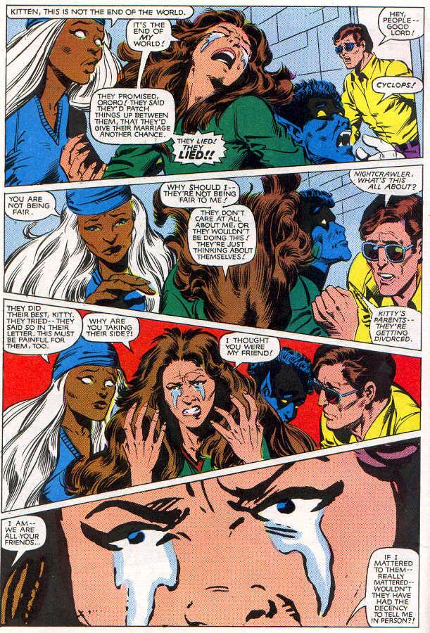 Read online Uncanny X-Men (1963) comic -  Issue # _Annual 6 - 4