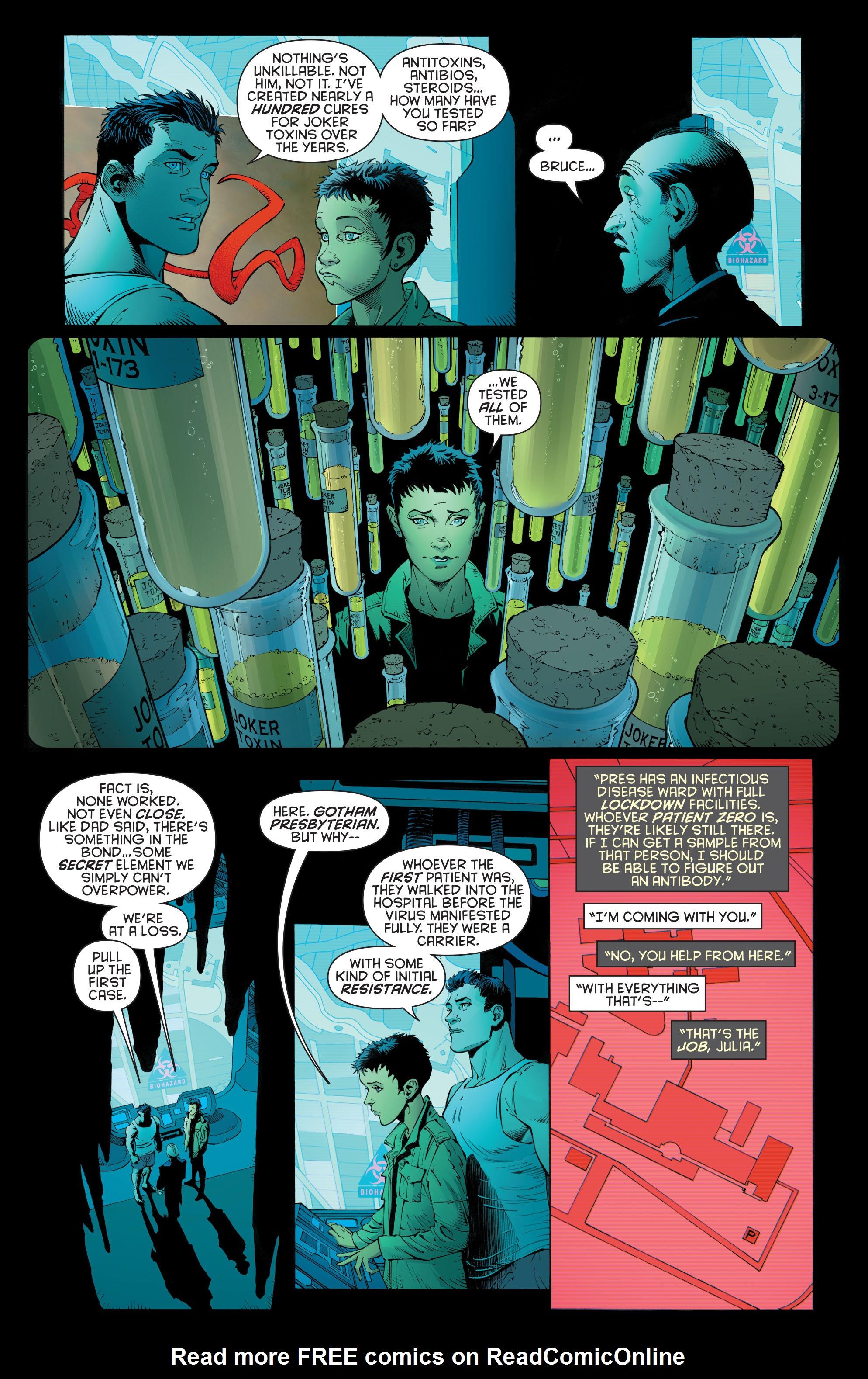 Read online Batman (2011) comic -  Issue # _TPB 7 - 58