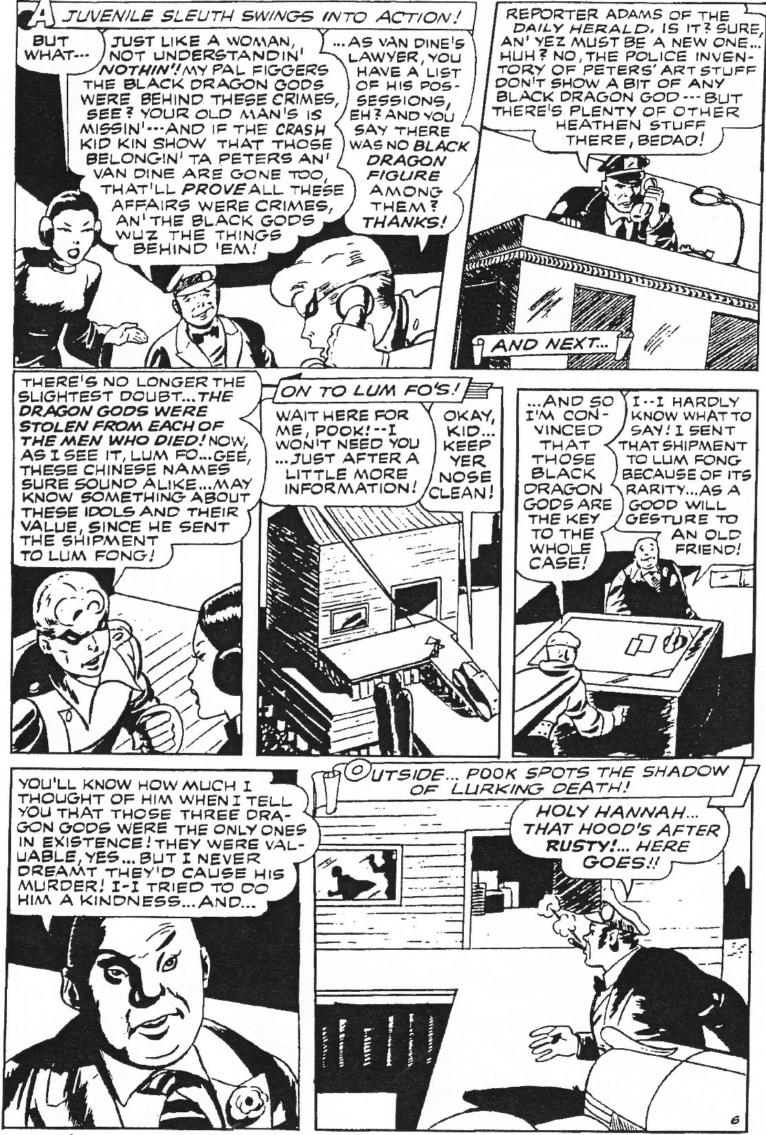 Read online Men of Mystery Comics comic -  Issue #84 - 135