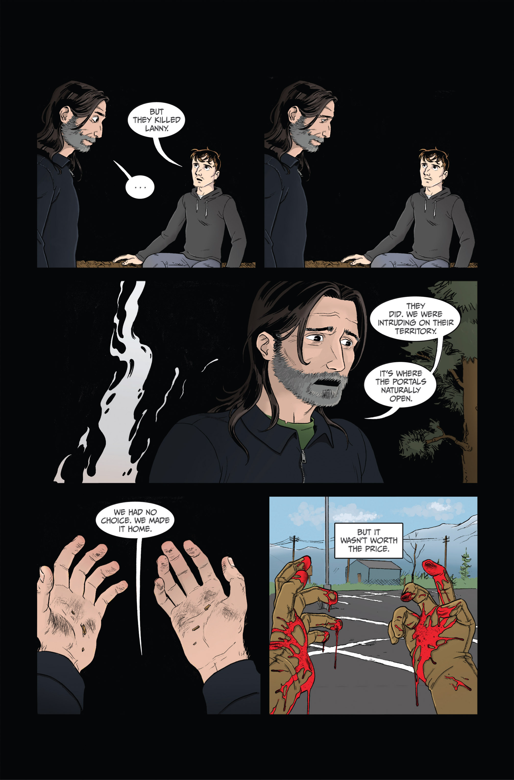 Read online Ehmm Theory: Everything & Small Doses comic -  Issue #2 - 11