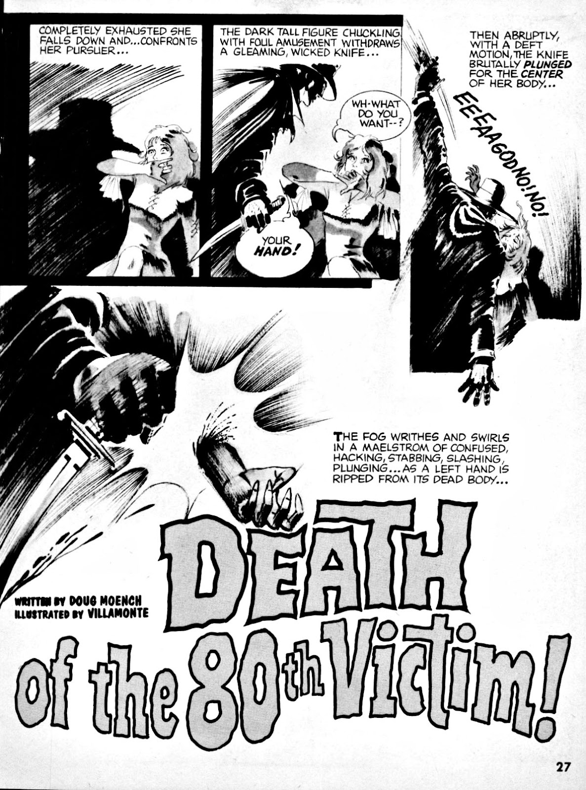 Nightmare (1970) issue 14 - Page 26