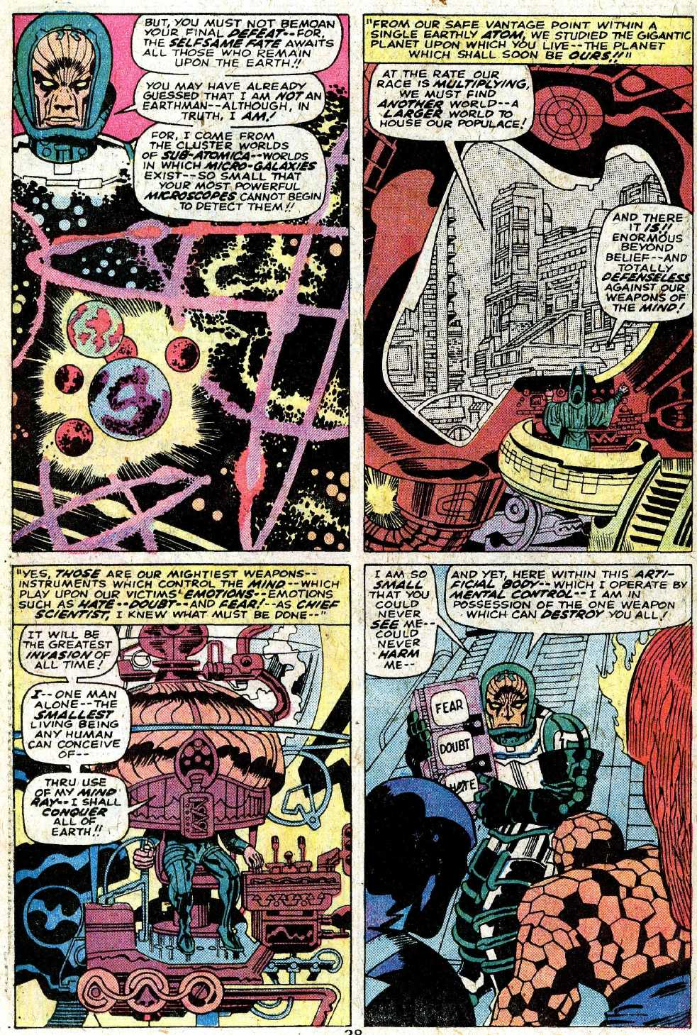 Giant-Size Fantastic Four issue 5 - Page 40