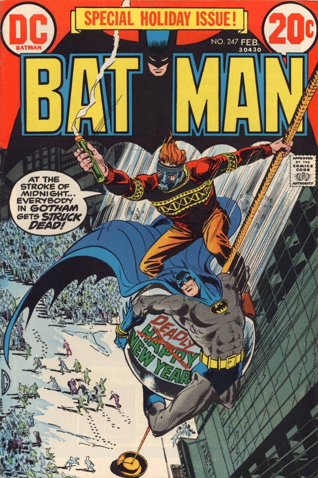 Batman (1940) 247 Page 1