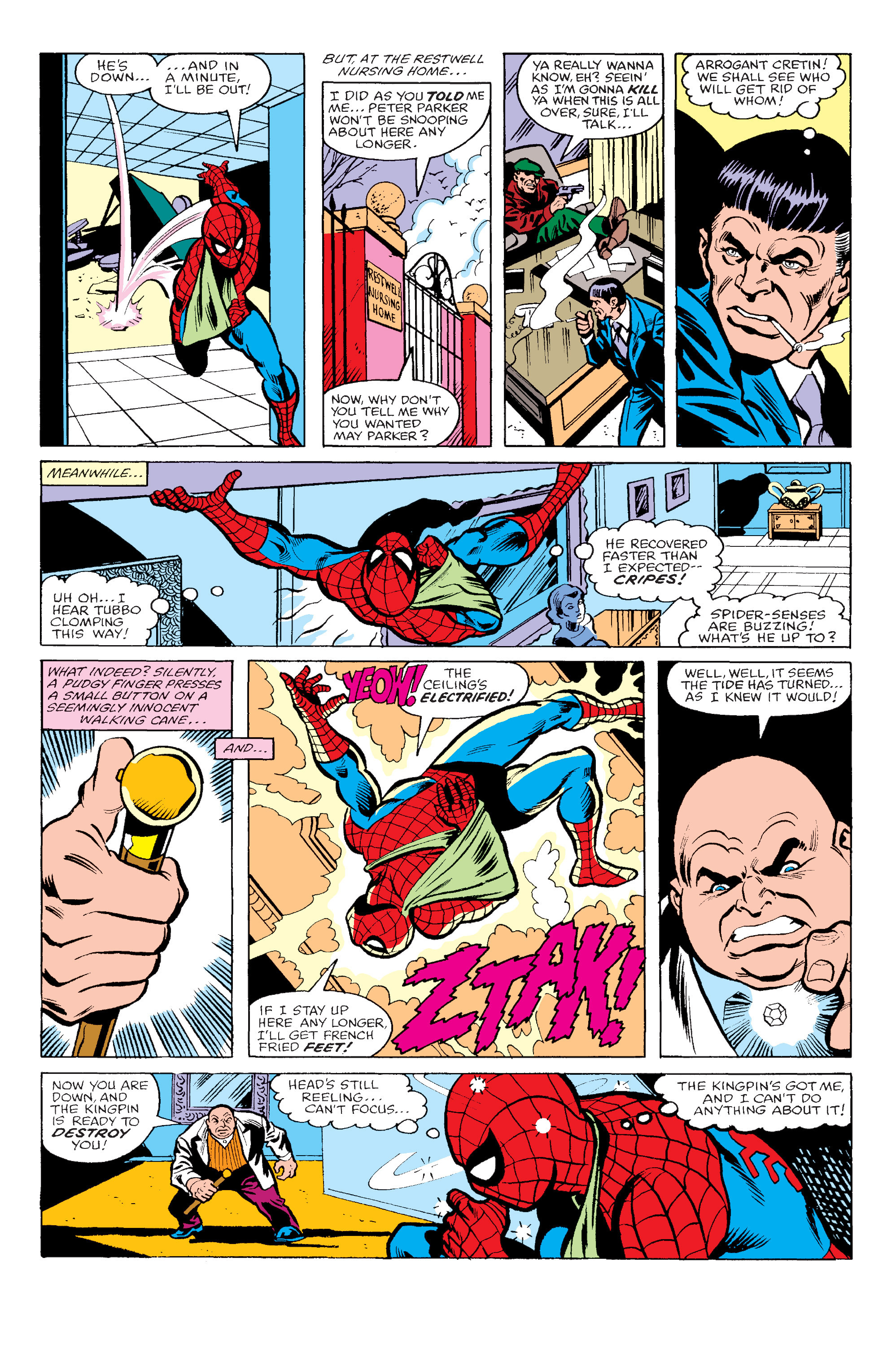 The Amazing Spider-Man (1963) 197 Page 9