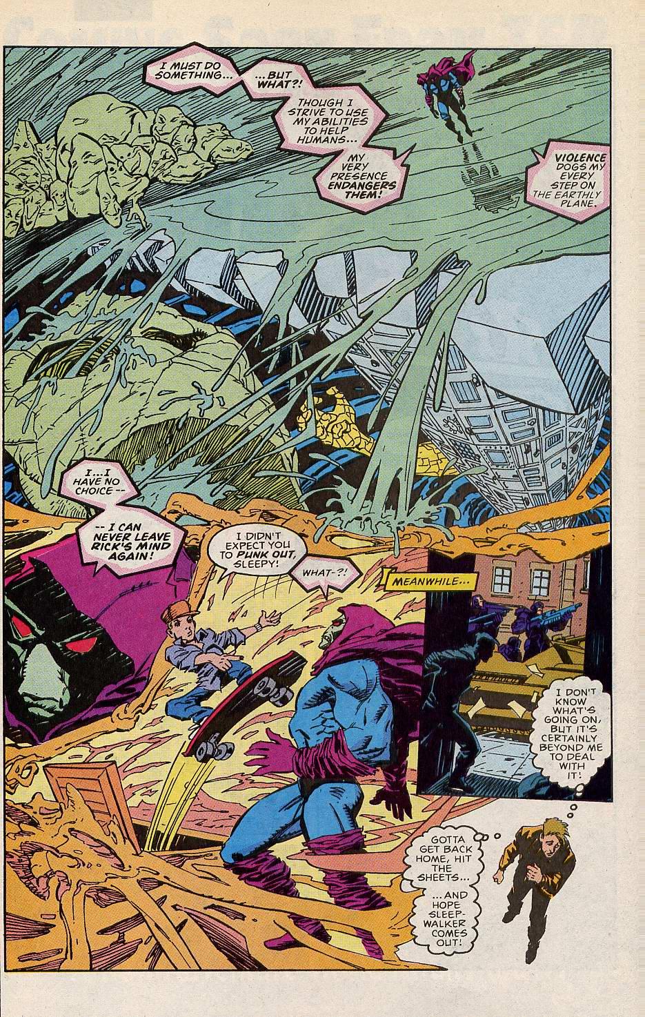 Read online Sleepwalker comic -  Issue #10 - 13