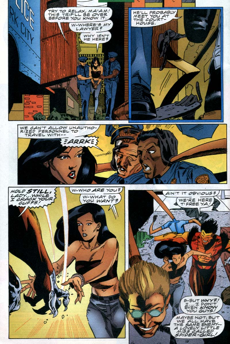 Spider-Girl (1998) Issue #25 #28 - English 3