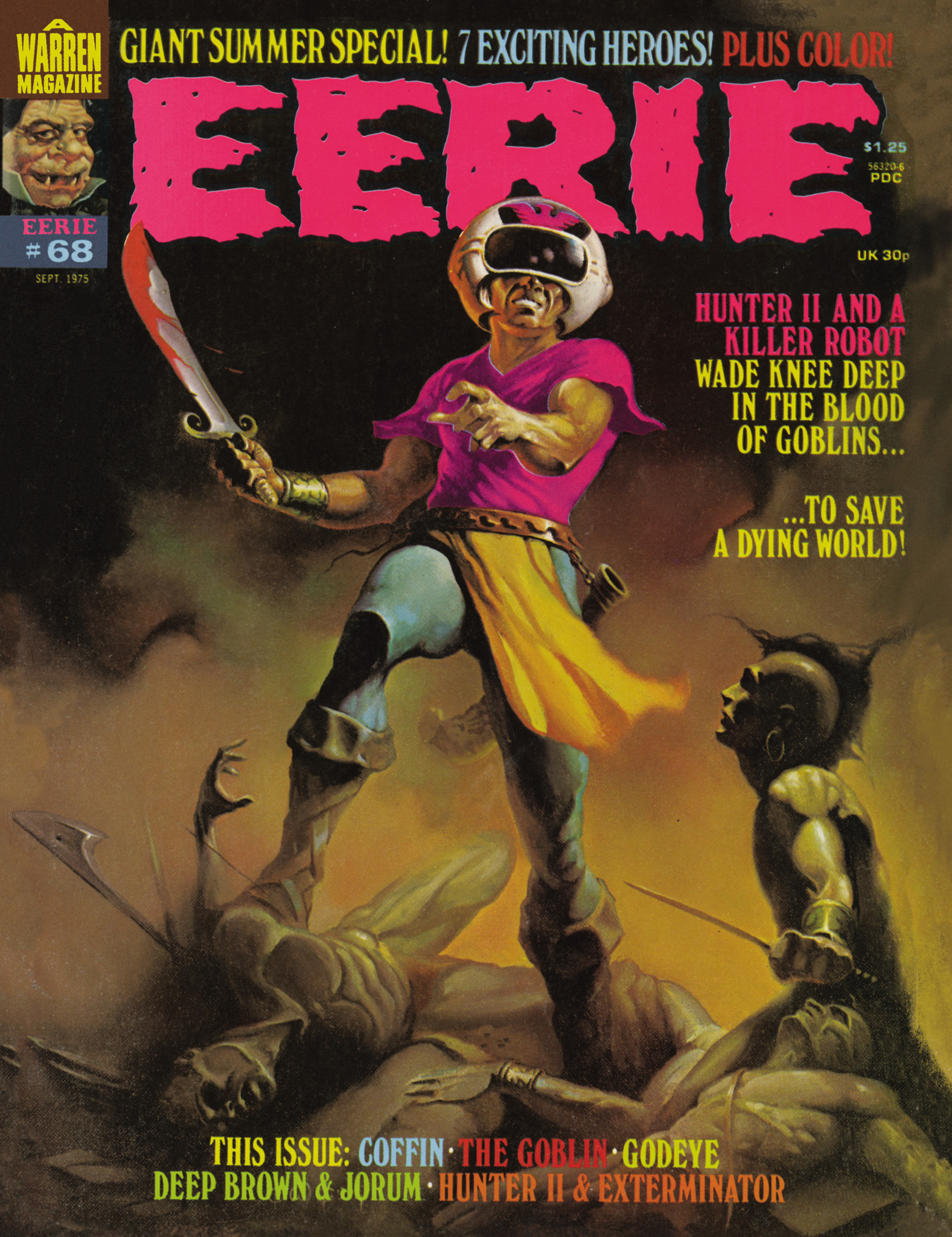 Read online Eerie Archives comic -  Issue # TPB 14 - 200