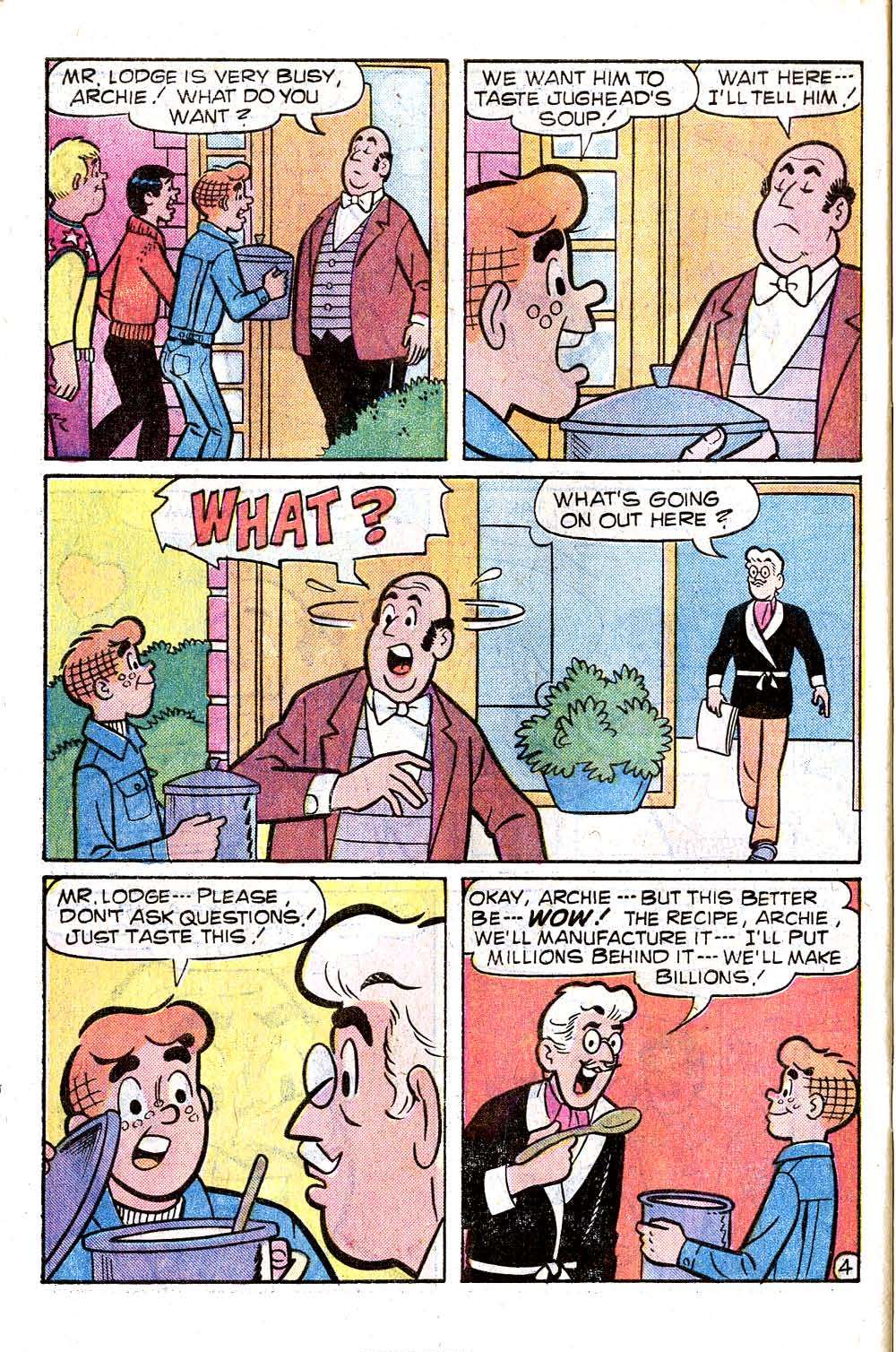 Read online Archie (1960) comic -  Issue #263 - 32