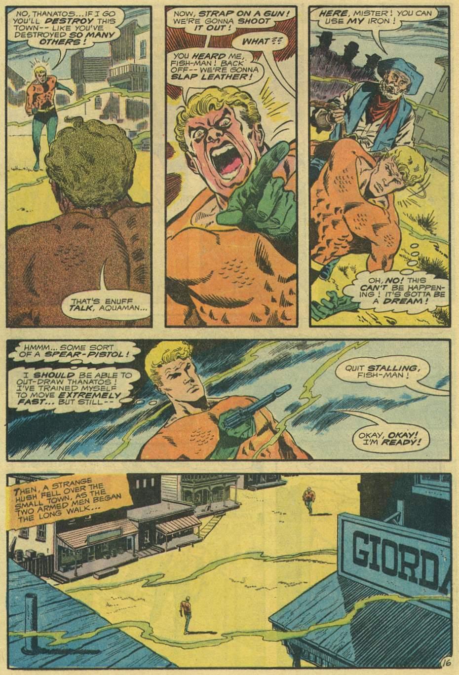 Read online Aquaman (1962) comic -  Issue #54 - 20