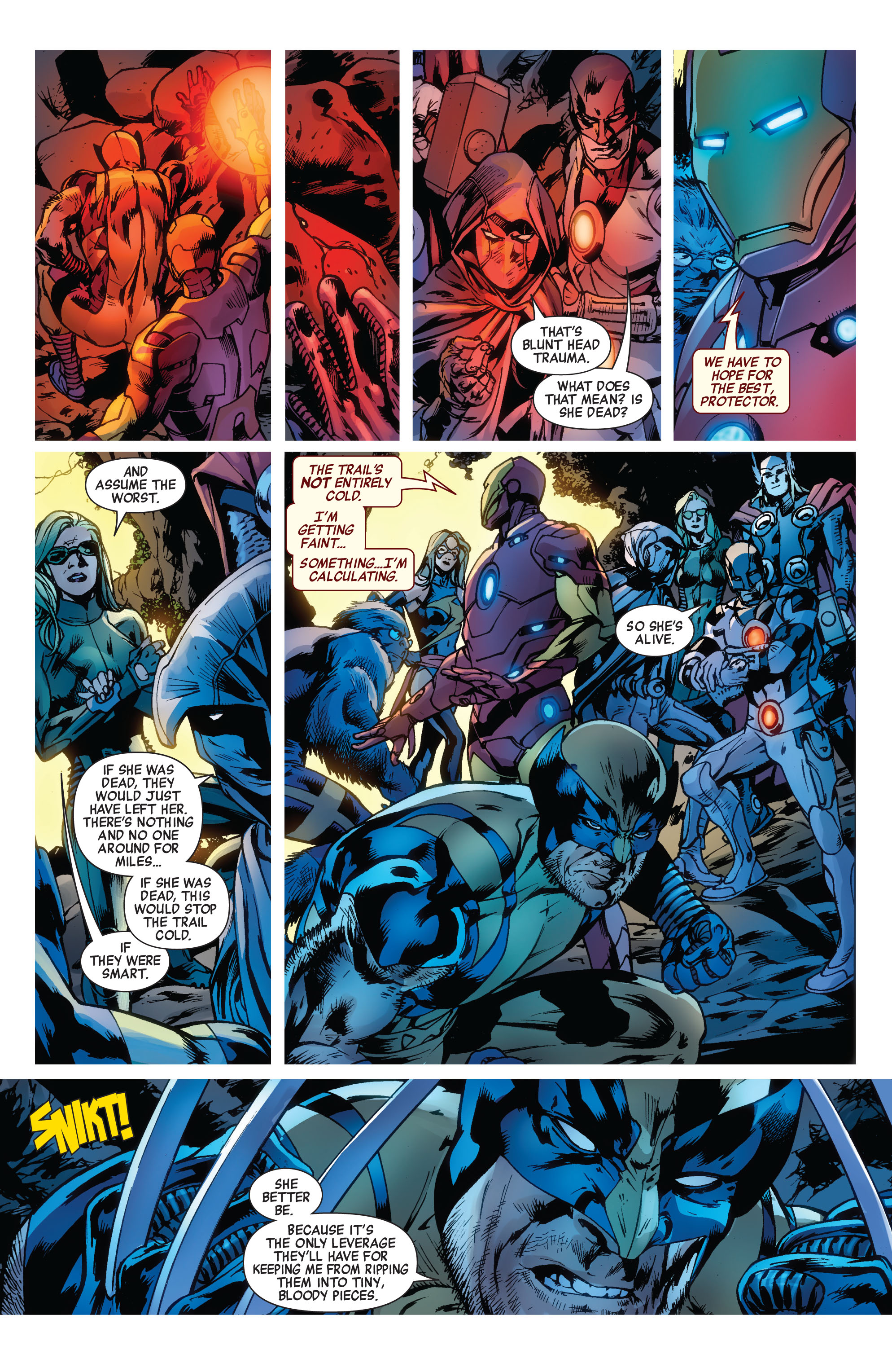 Read online Avengers (2010) comic -  Issue #12.1 - 11