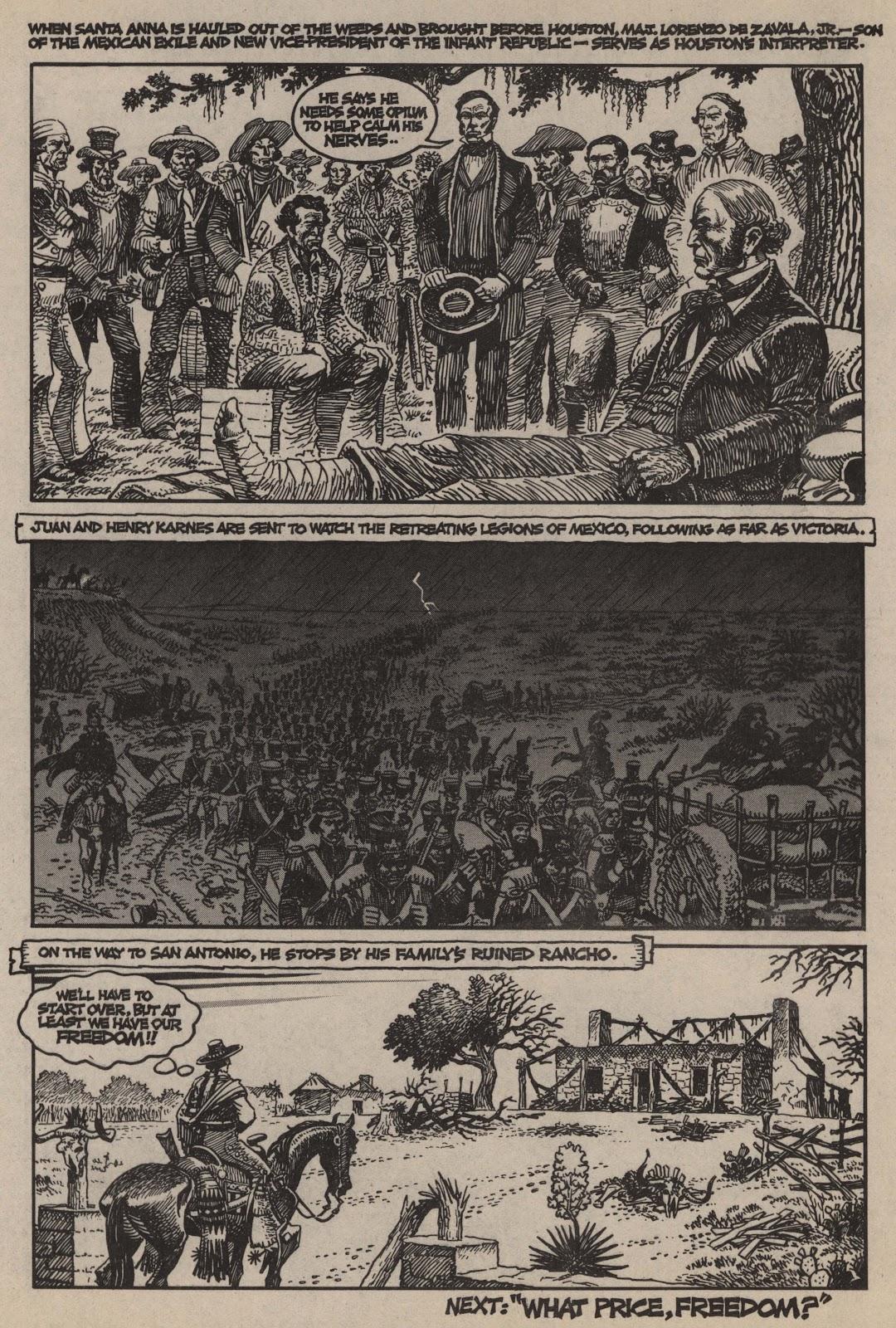 Recuerden el Alamo issue Full - Page 42