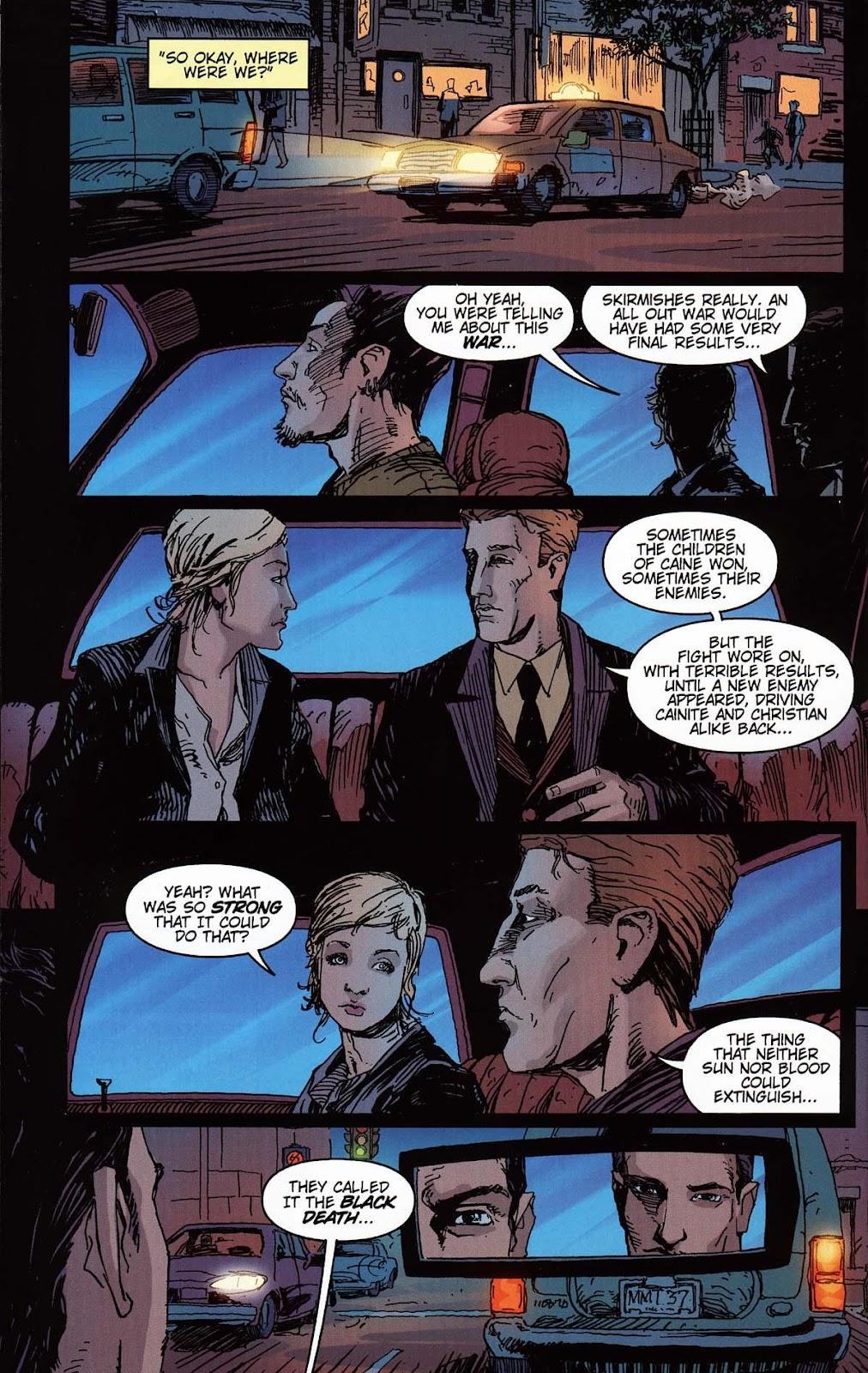 Read online Vampire the Masquerade comic -  Issue # Toreador - 38