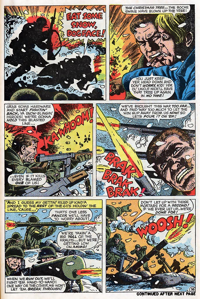 Read online Sgt. Fury comic -  Issue # _Special 4 - 47