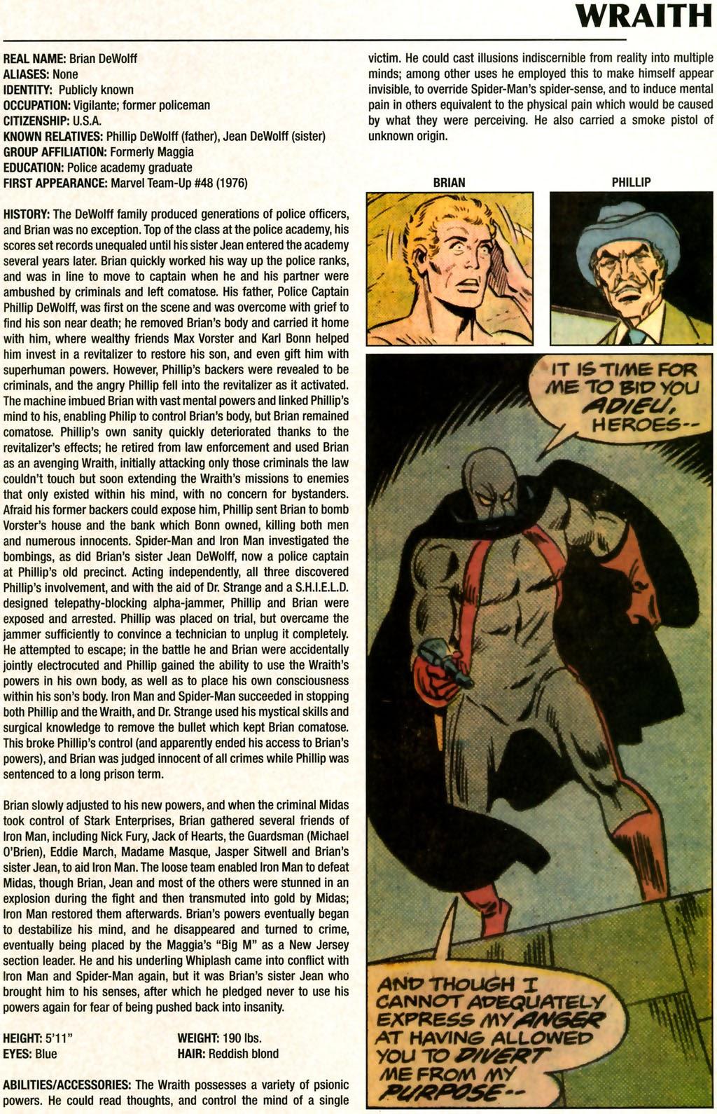 Read online Marvel Legacy: The 1970's Handbook comic -  Issue # Full - 63