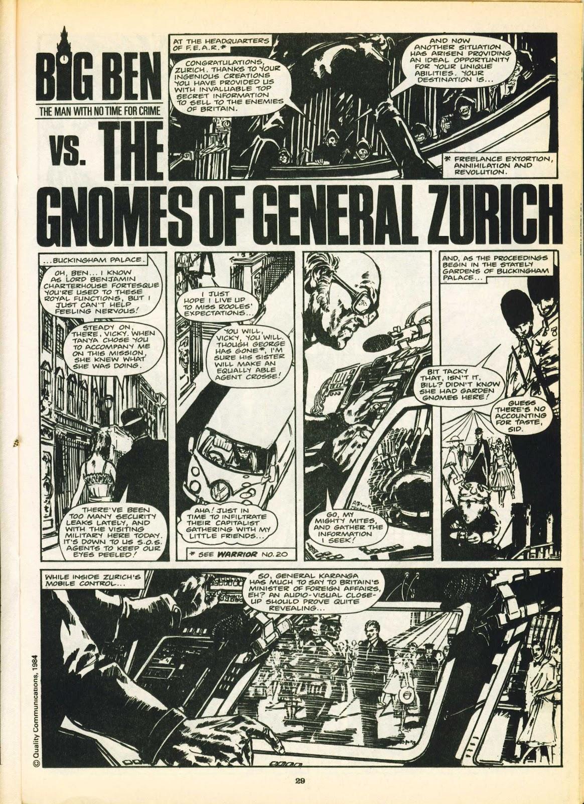 Warrior Issue #21 #22 - English 29
