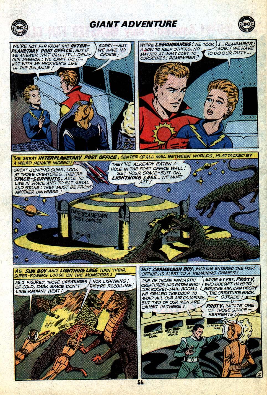 Read online Adventure Comics (1938) comic -  Issue #403 - 59